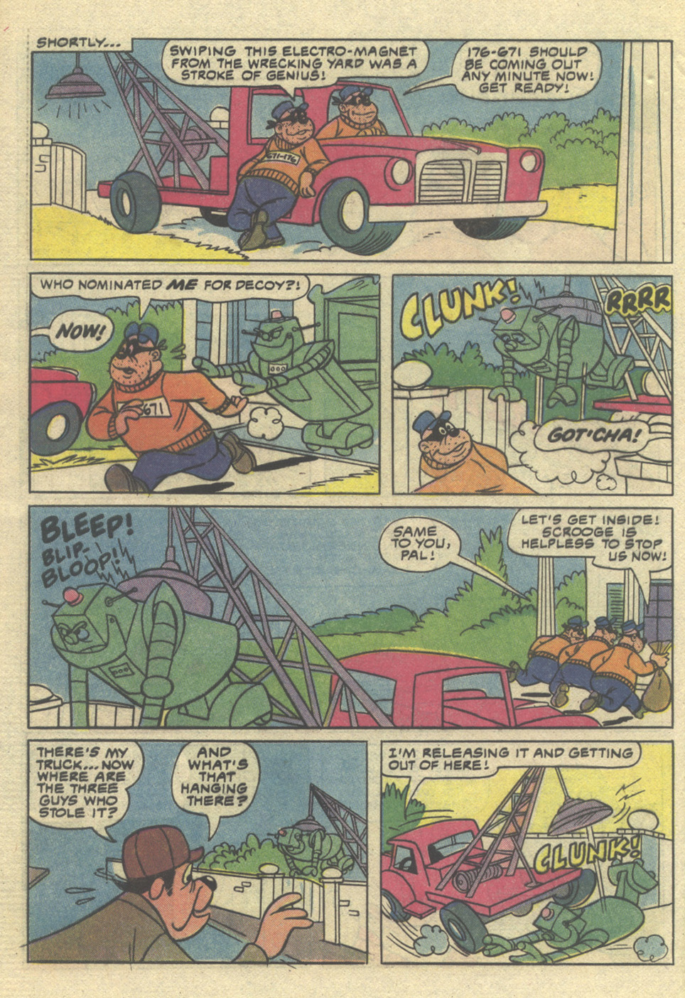 Read online Uncle Scrooge (1953) comic -  Issue #178 - 28