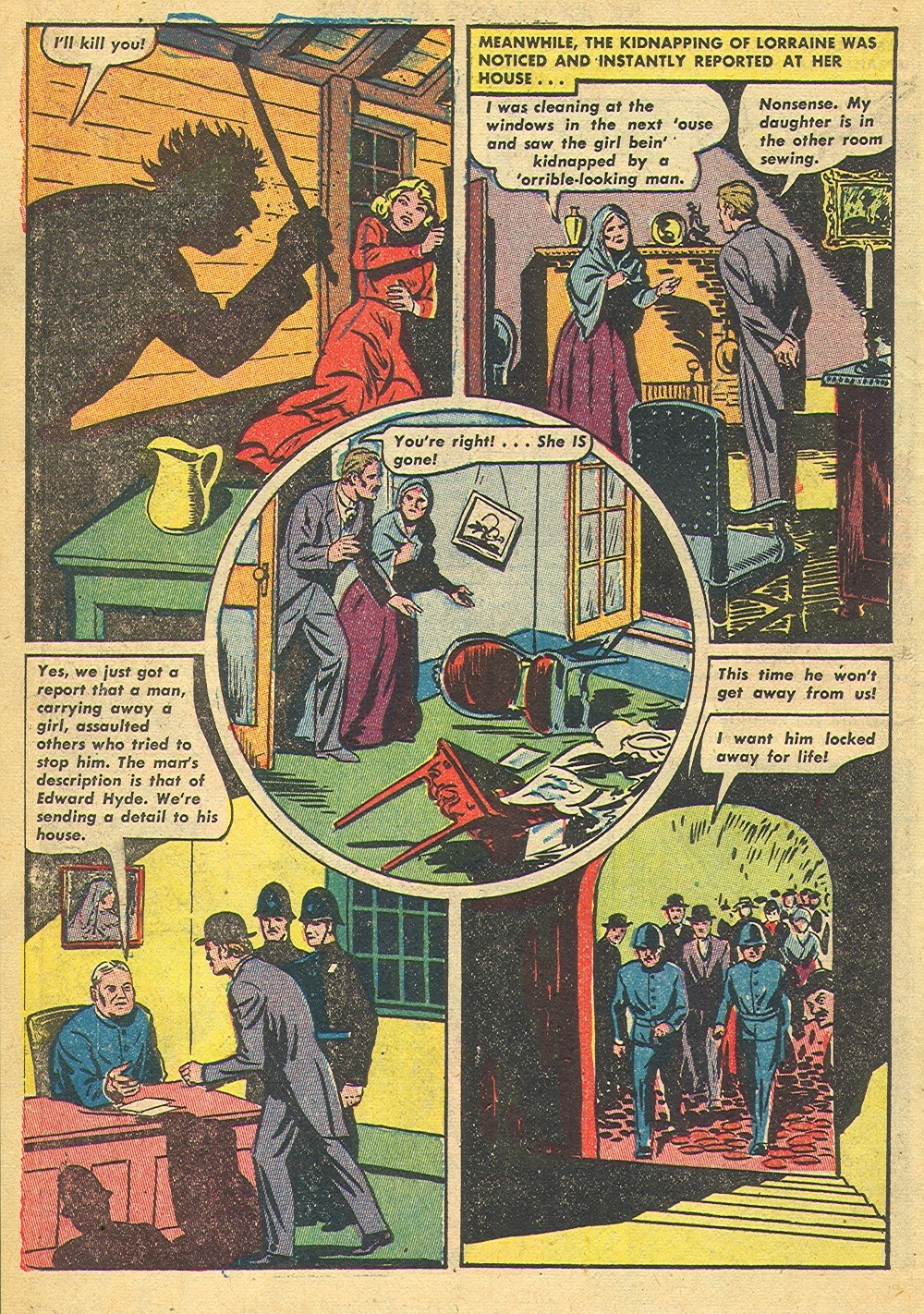 Classics Illustrated issue 13 - Page 30