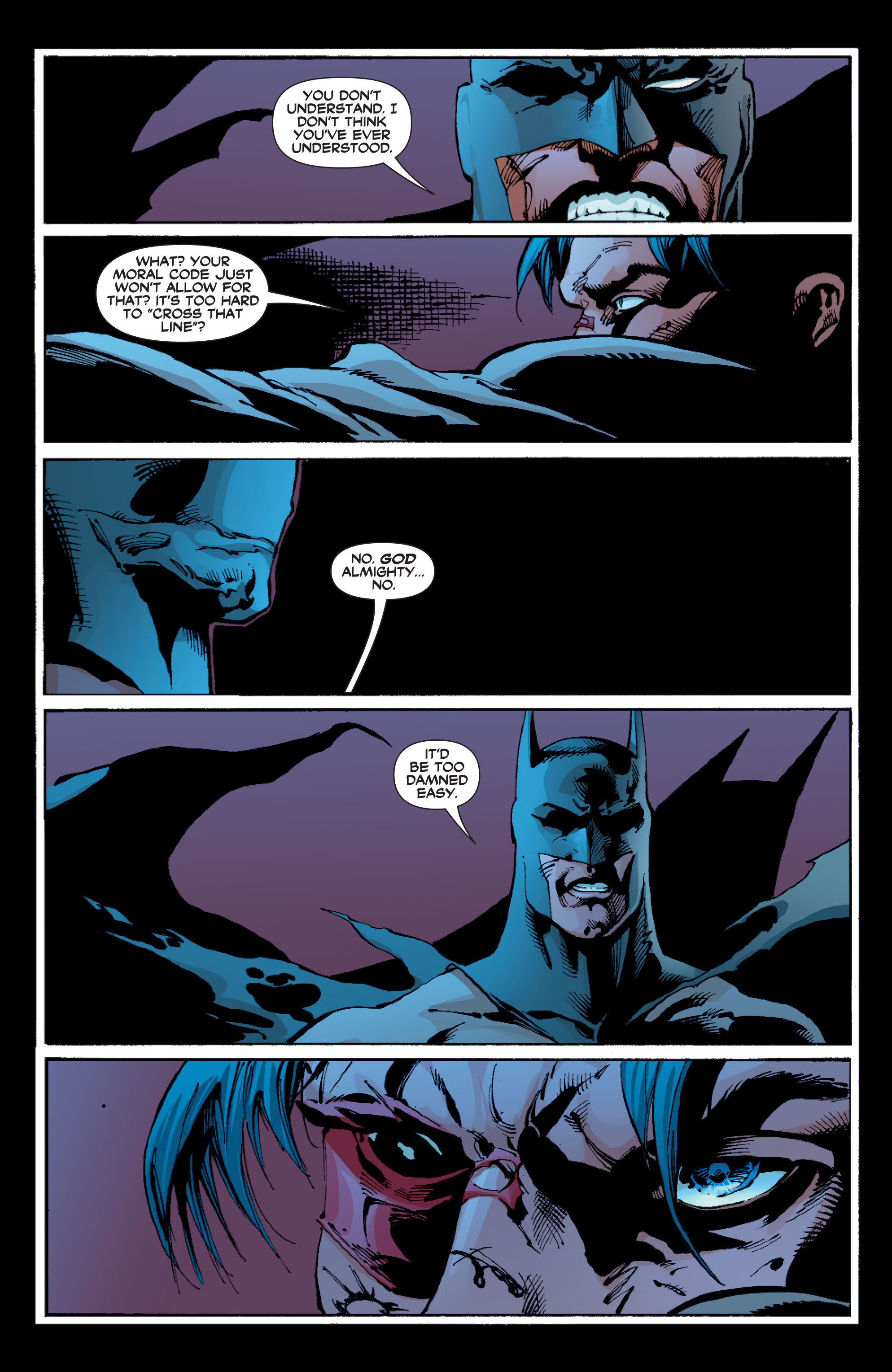 Read online Batman: Under The Red Hood comic -  Issue # Full - 307
