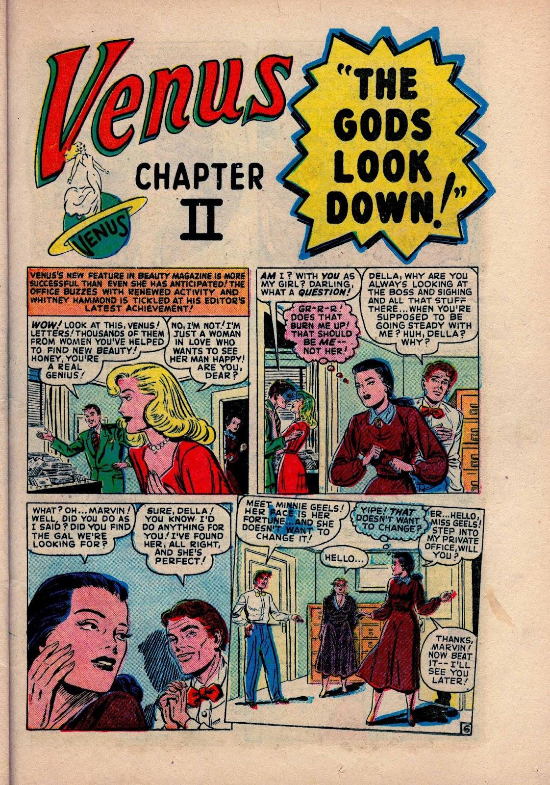 Venus (1948) issue 9 - Page 39