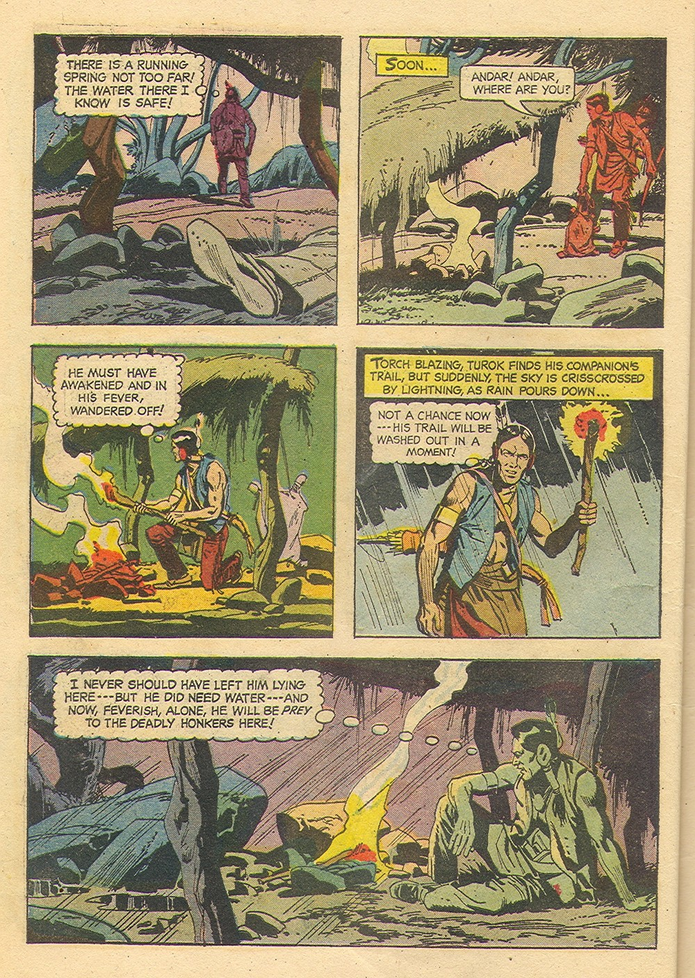 Read online Turok, Son of Stone comic -  Issue #35 - 10