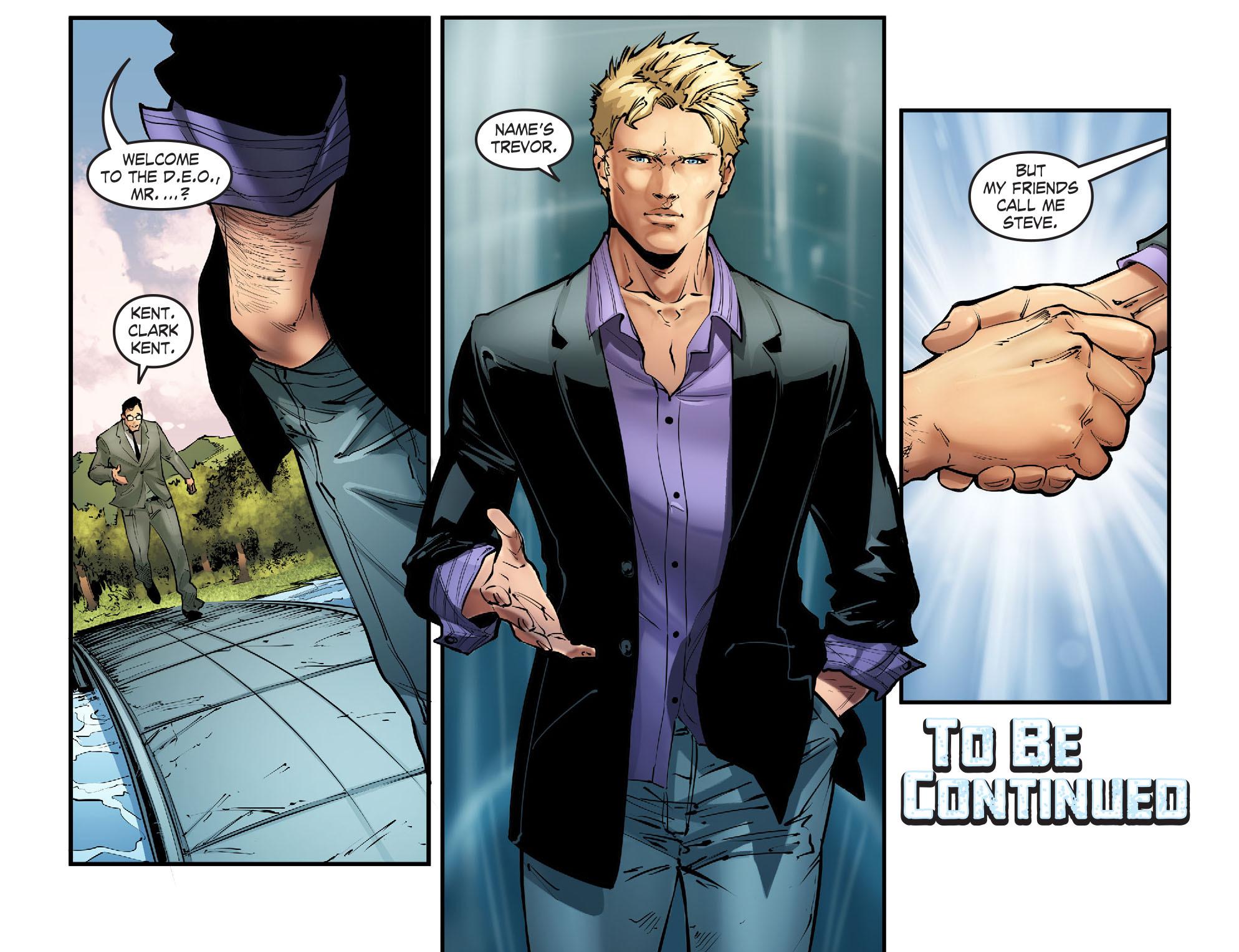 Read online Smallville: Season 11 comic -  Issue #57 - 22