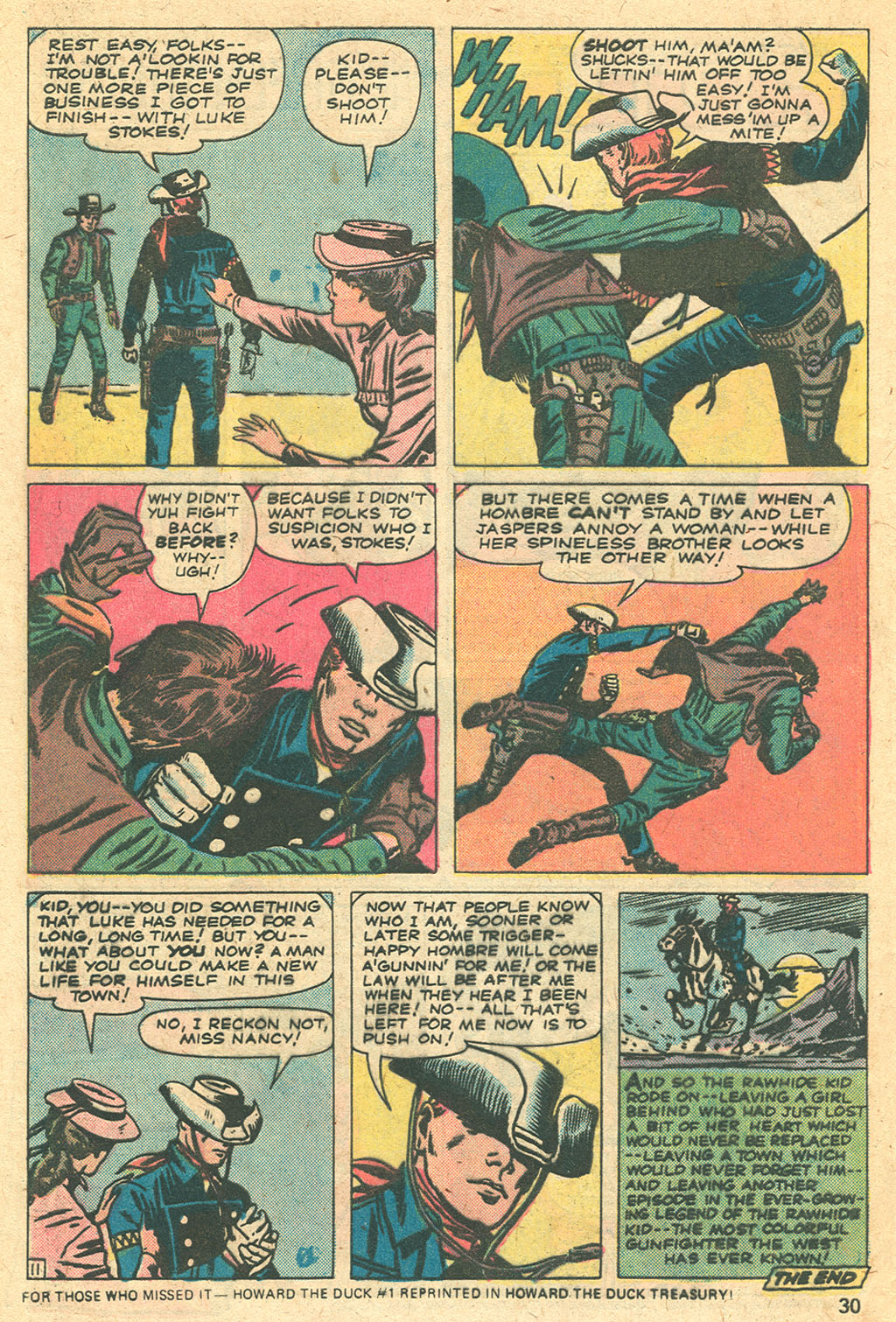 The Rawhide Kid (1955) issue 137 - Page 32