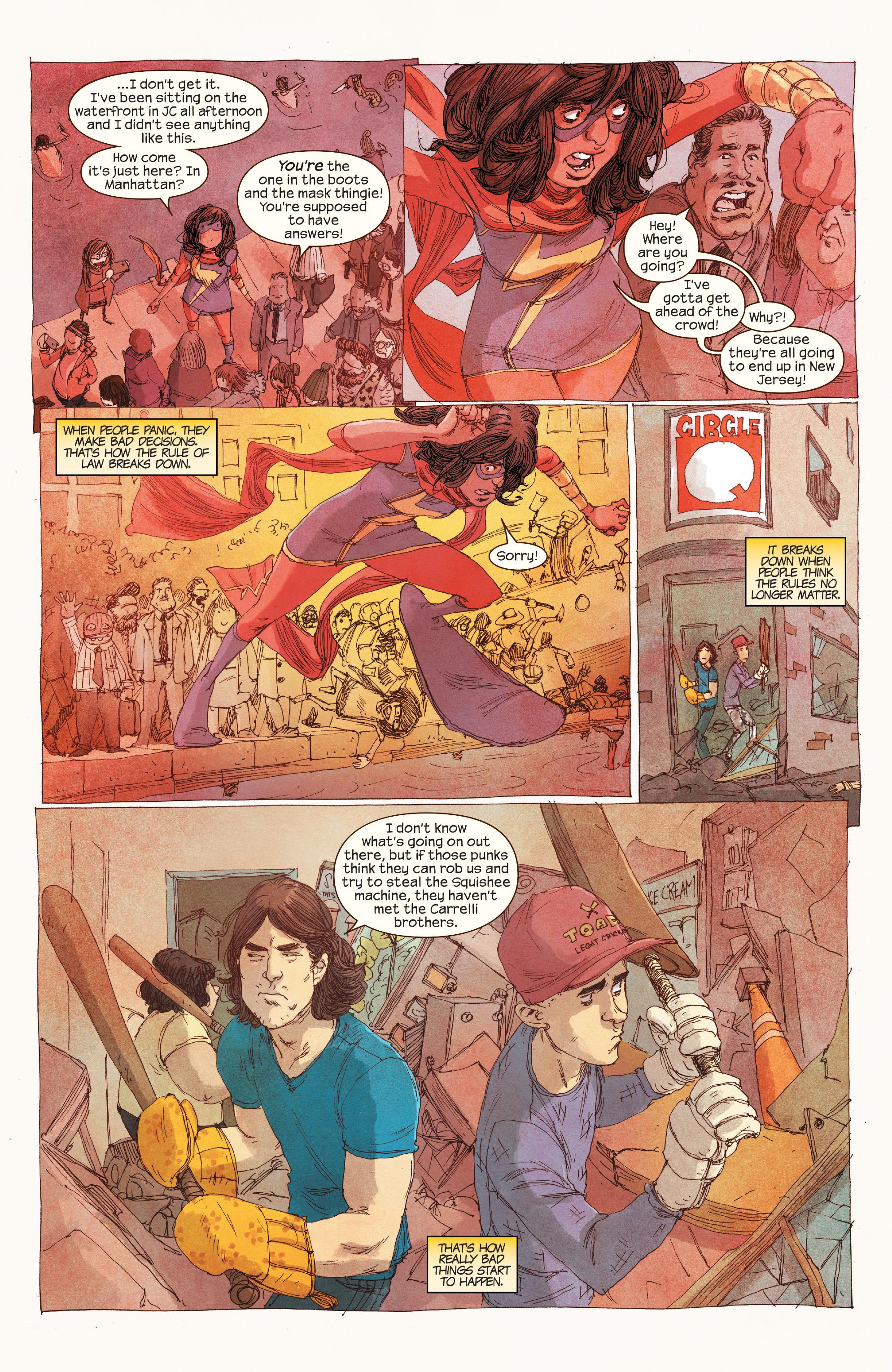 Read online Secret Wars: Last Days of the Marvel Universe comic -  Issue # TPB (Part 1) - 268
