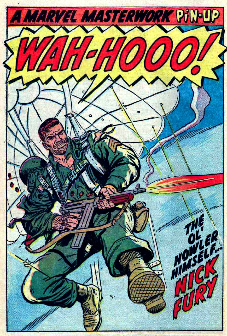 Read online Sgt. Fury comic -  Issue #12 - 26
