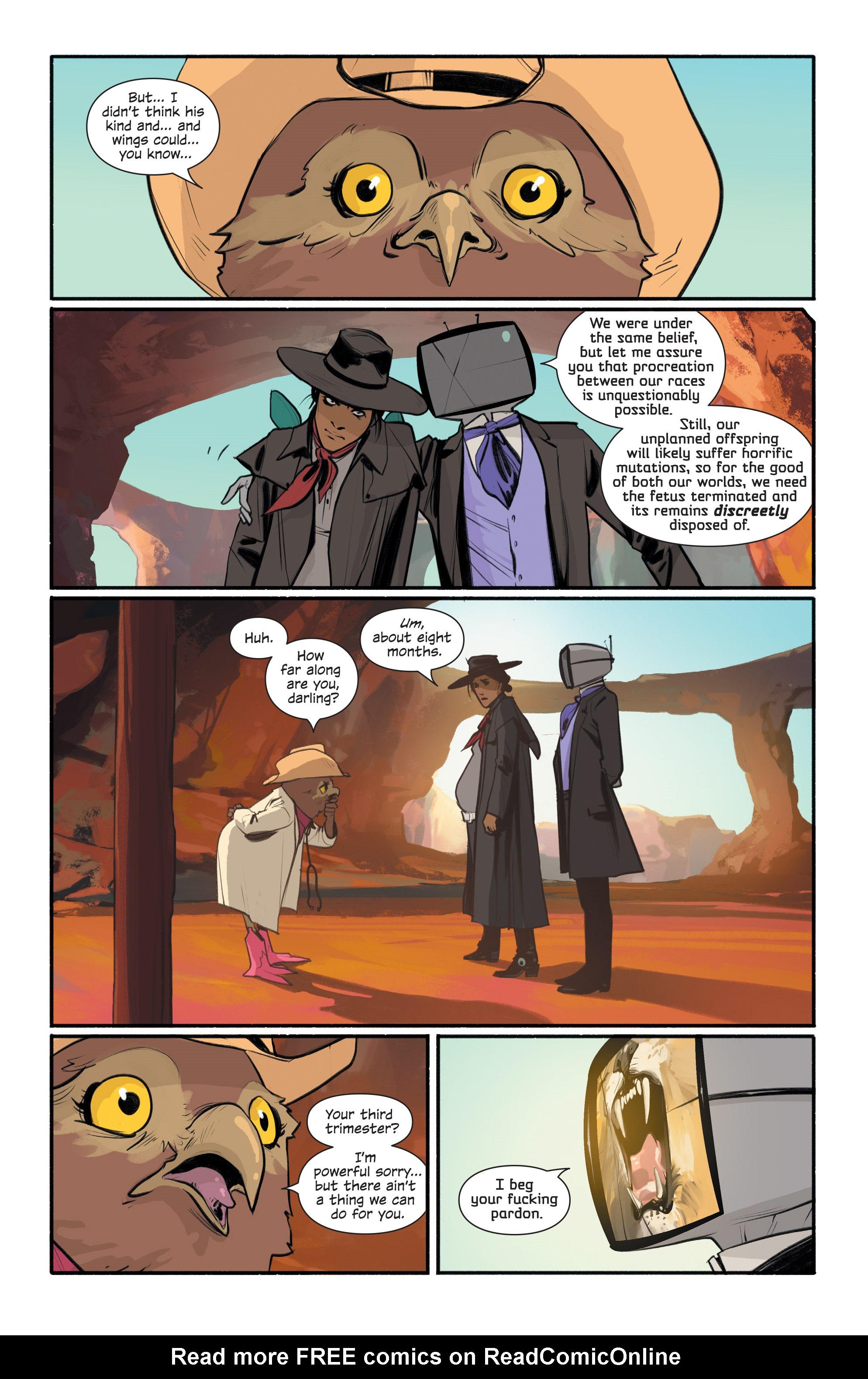 Read online Saga comic -  Issue #43 - 5