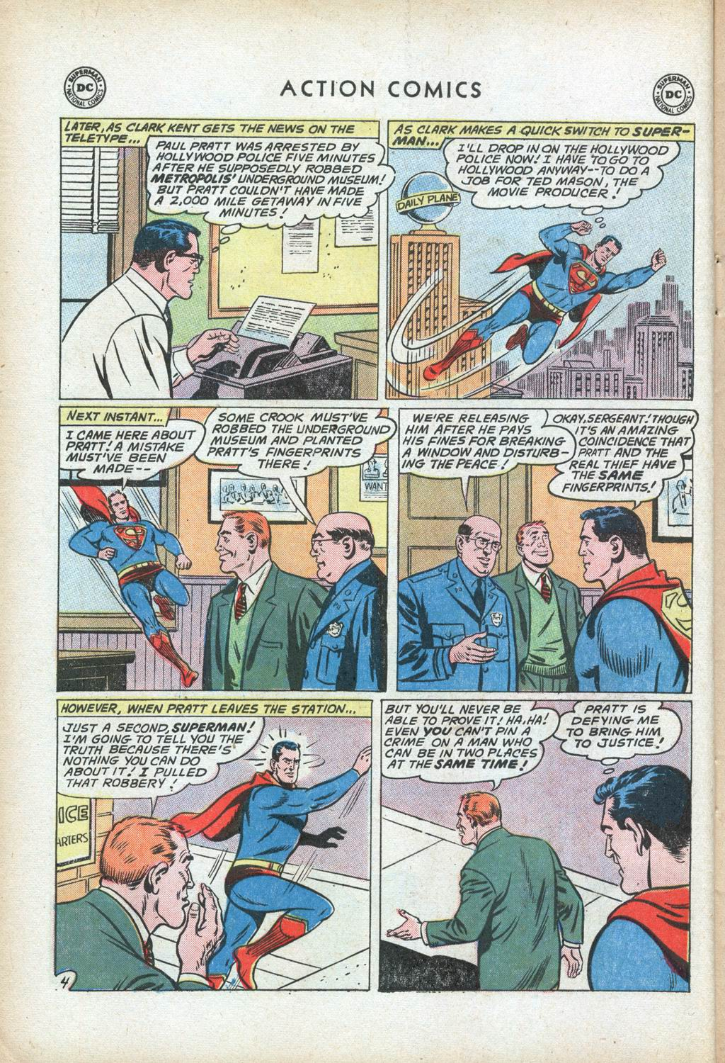 Read online Action Comics (1938) comic -  Issue #281 - 6