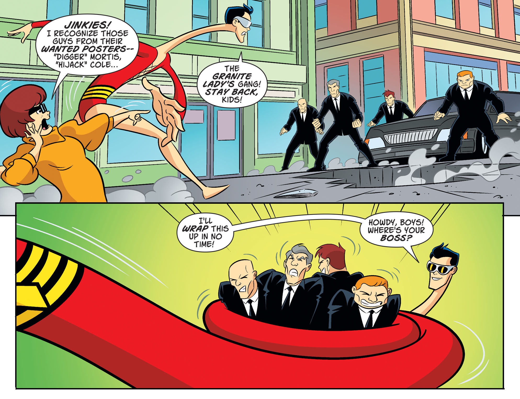 Read online Scooby-Doo! Team-Up comic -  Issue #53 - 16