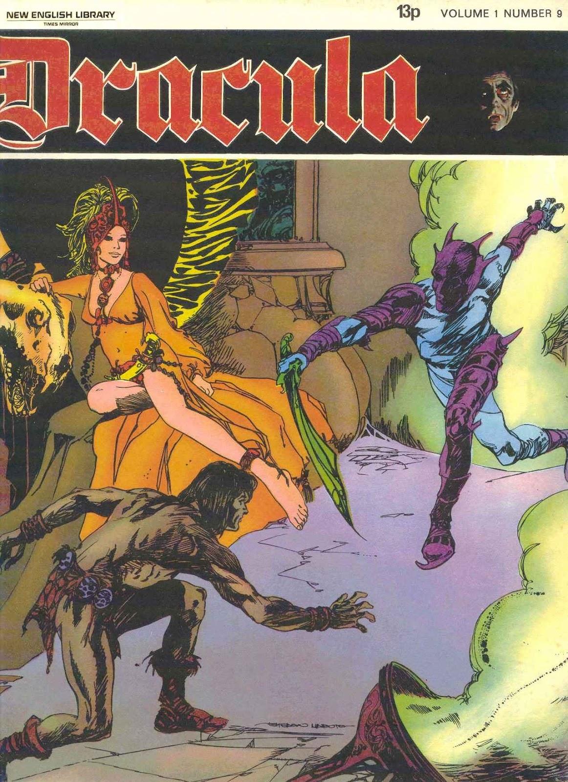 Dracula (1971) 9 Page 1