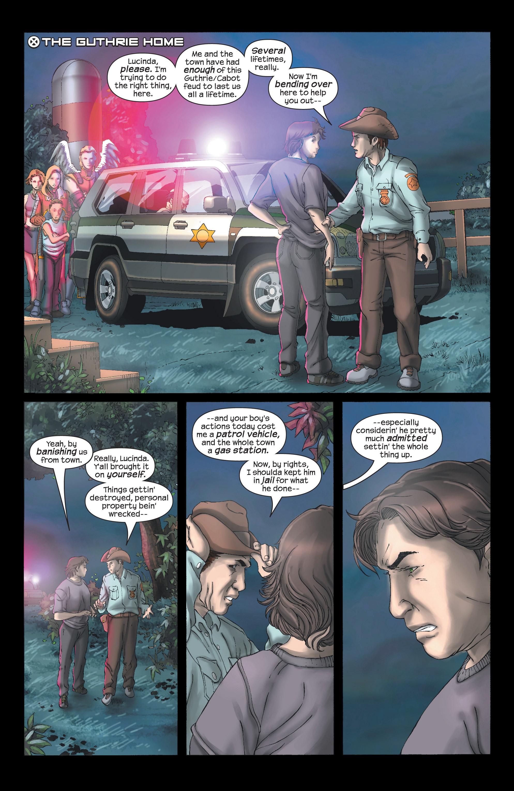 Read online Uncanny X-Men (1963) comic -  Issue #438 - 19