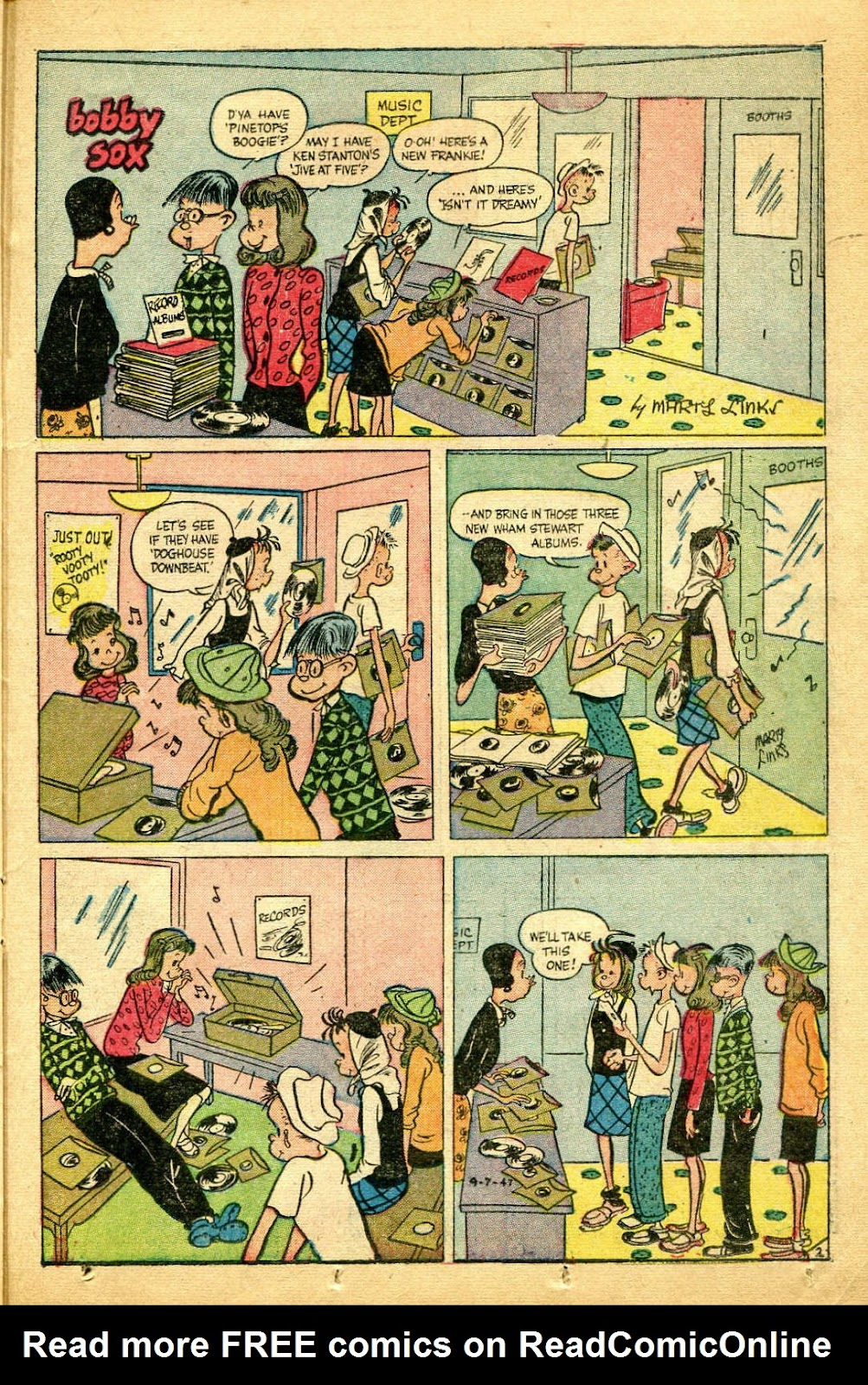 Read online Famous Funnies comic -  Issue #182 - 31