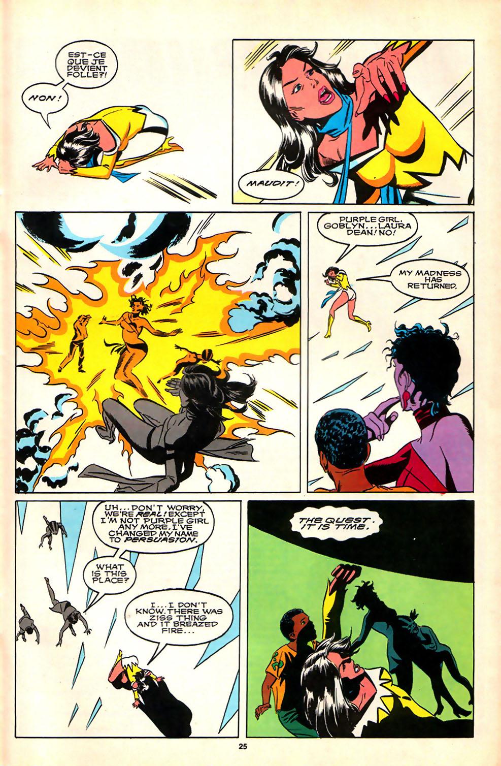 Read online Alpha Flight (1983) comic -  Issue #81 - 20
