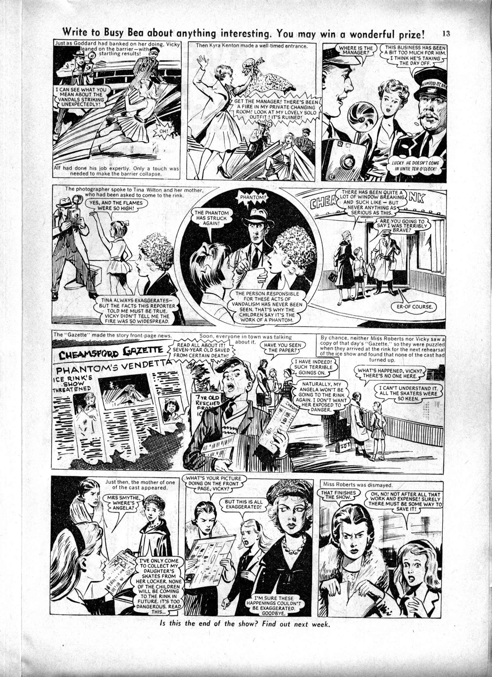 Read online Judy comic -  Issue #162 - 13