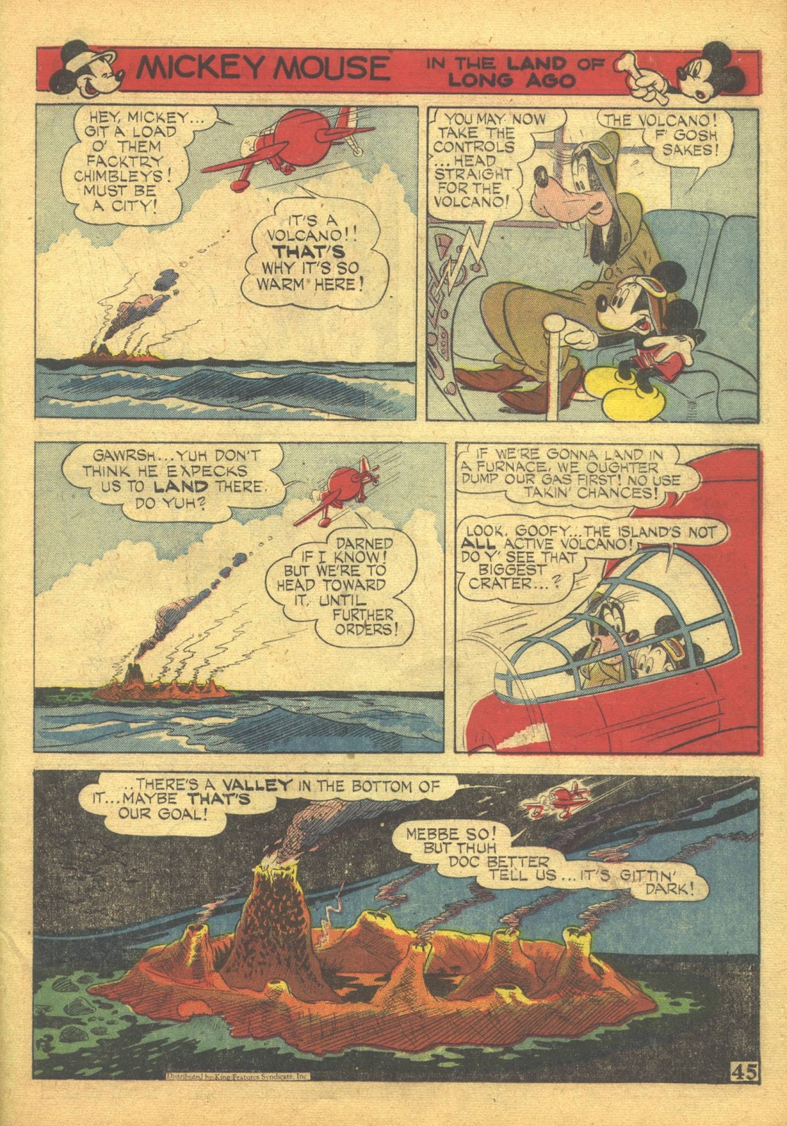 Walt Disney's Comics and Stories issue 41 - Page 47
