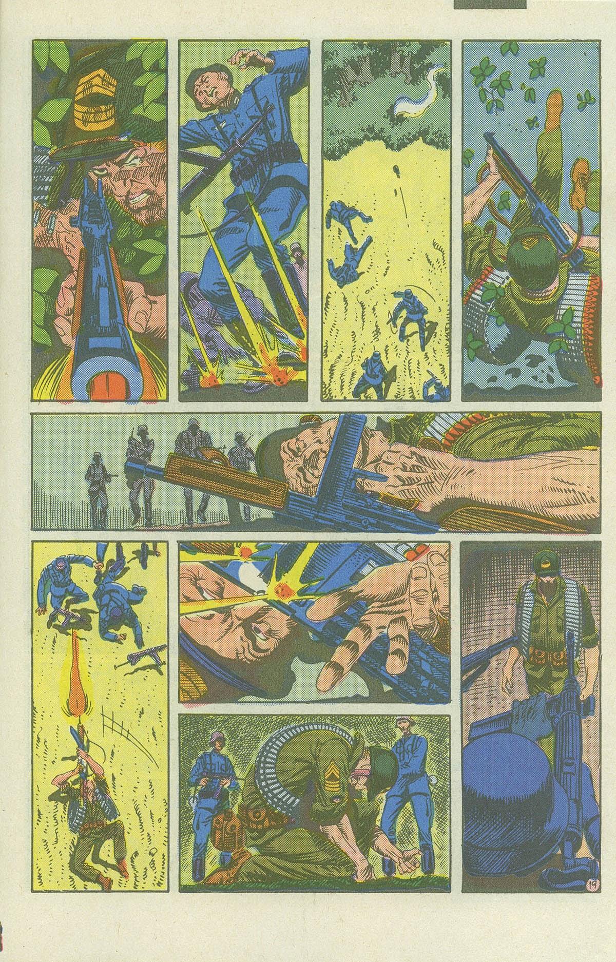 Read online Sgt. Rock comic -  Issue #419 - 25