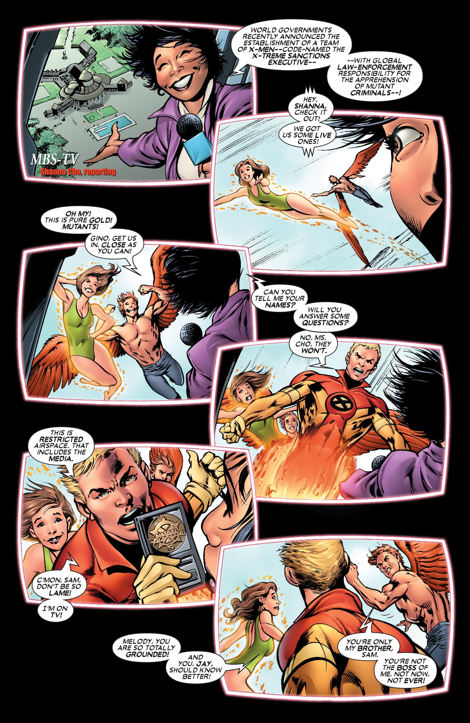 Read online Uncanny X-Men (1963) comic -  Issue #444 - 10