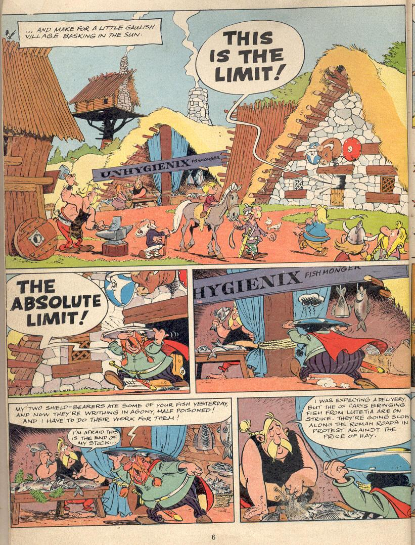 Read online Asterix comic -  Issue #22 - 3