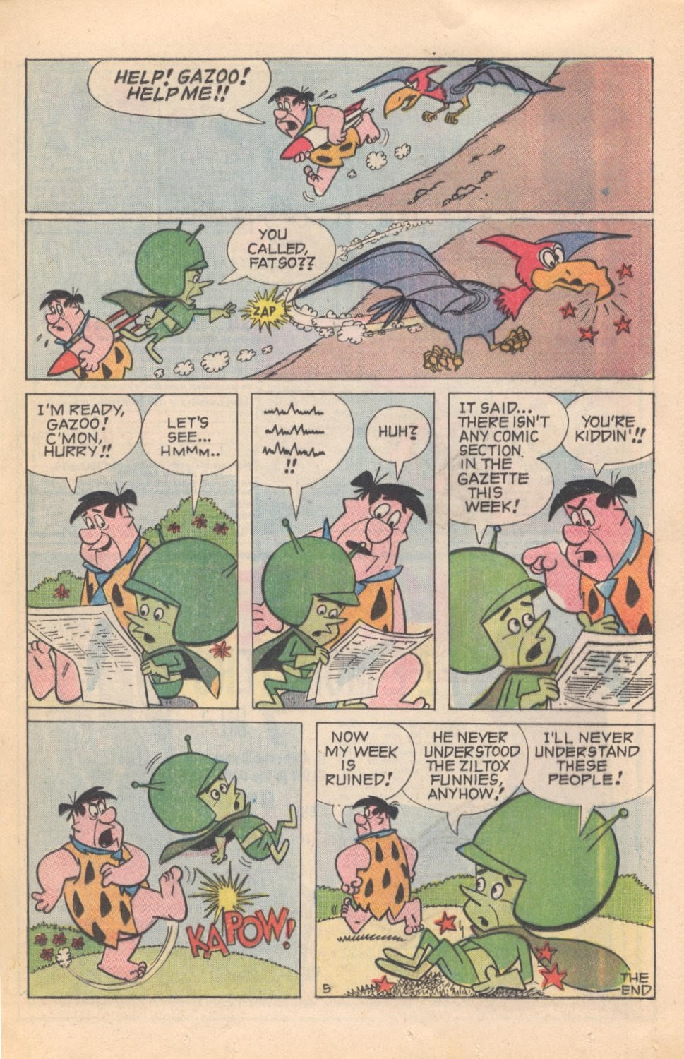 Great Gazoo issue 3 - Page 11