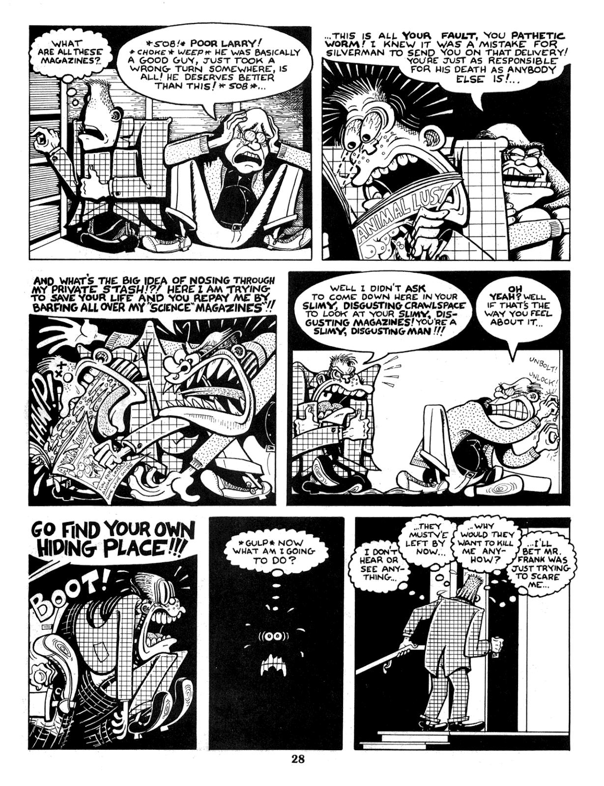Read online Neat Stuff comic -  Issue #5 - 30