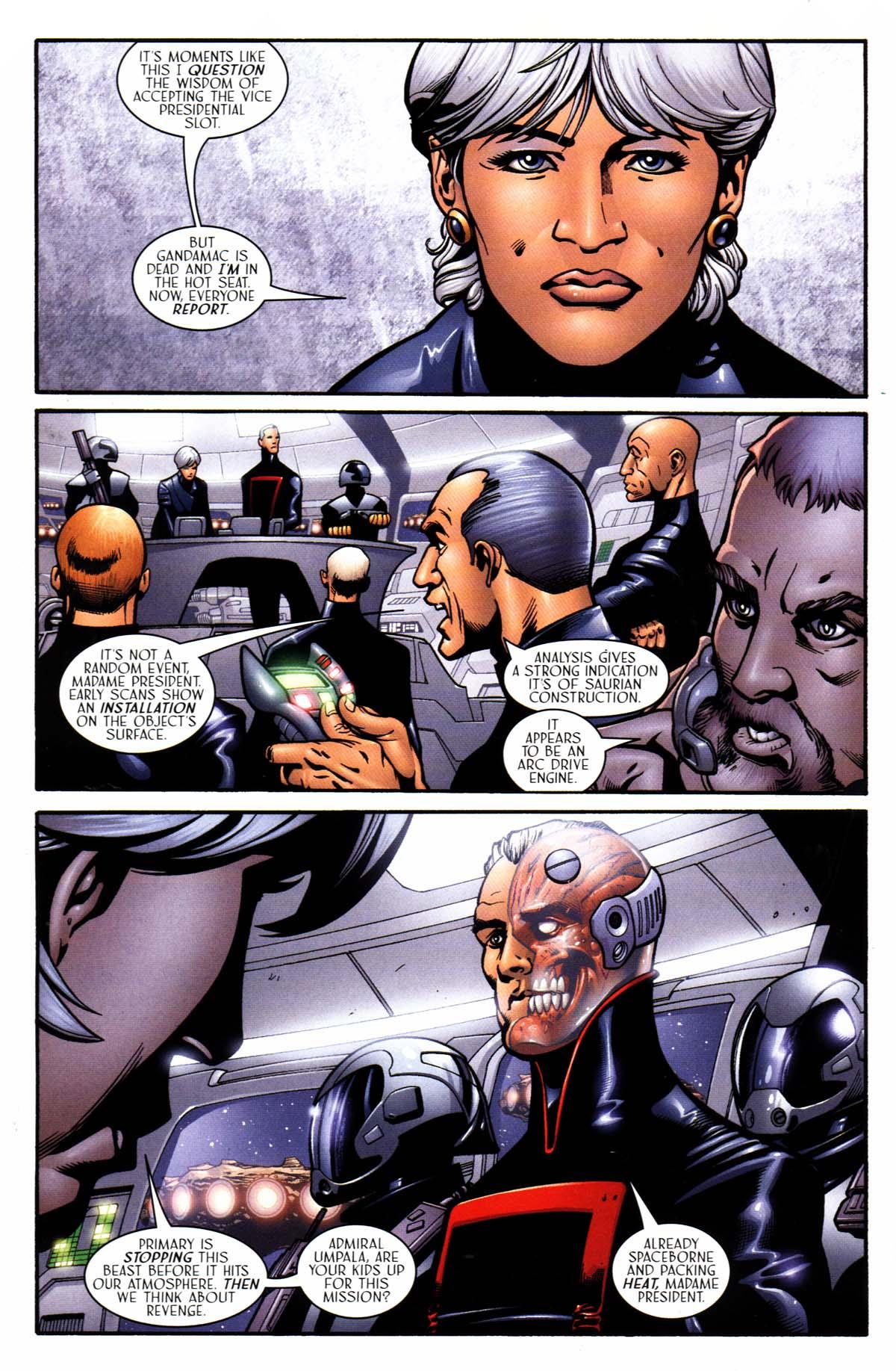 Read online Sigil (2000) comic -  Issue #23 - 18