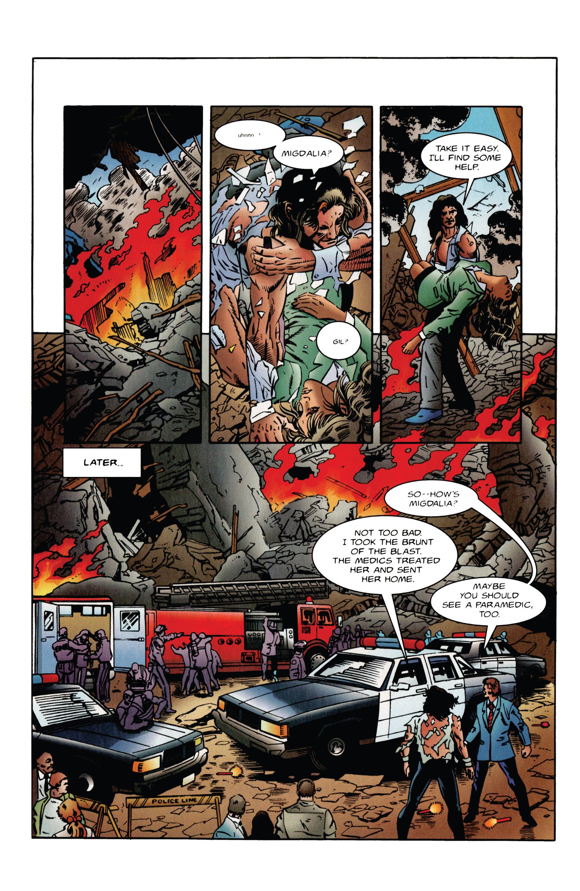 Read online Eternal Warrior (1992) comic -  Issue #43 - 7