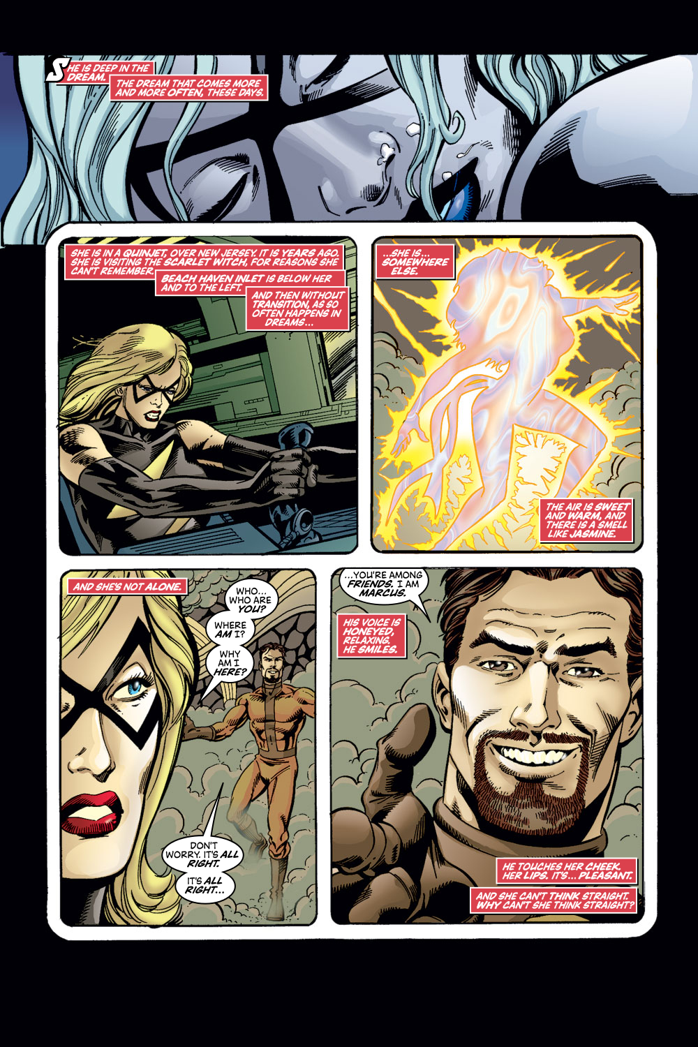 Read online Avengers (1998) comic -  Issue #47 - 2