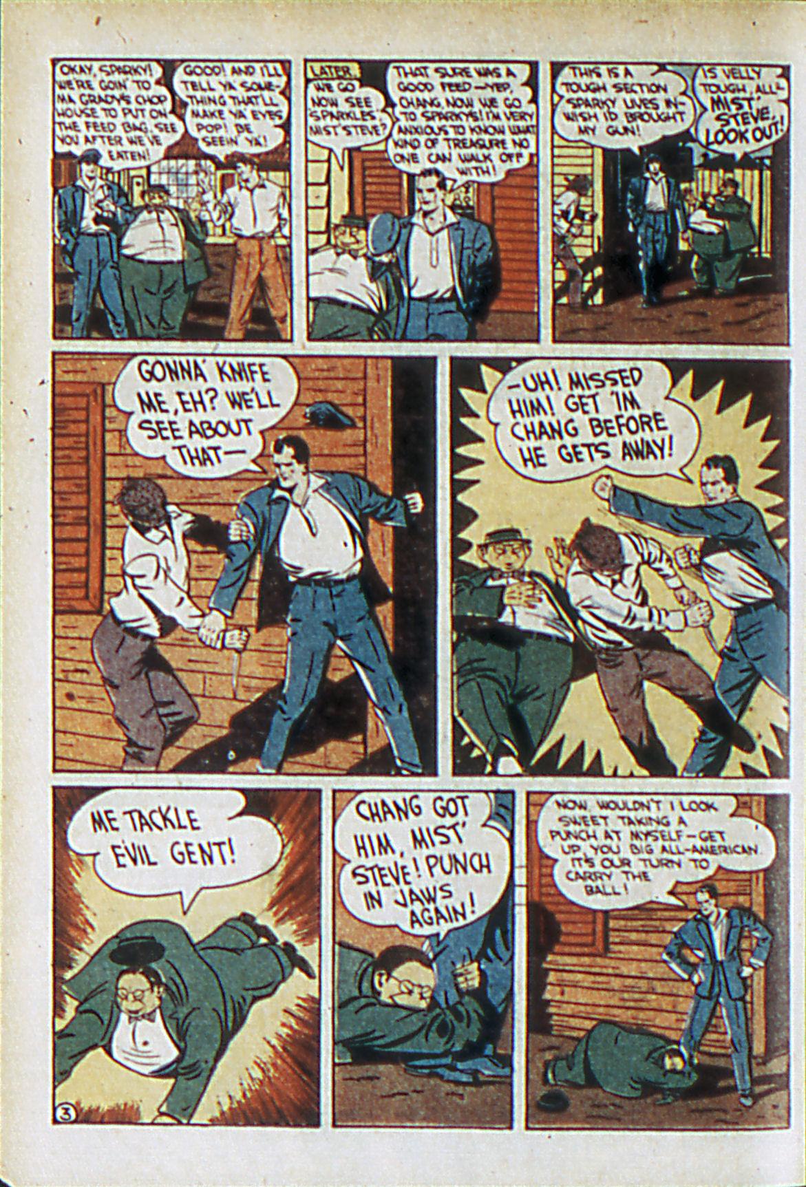 Read online Adventure Comics (1938) comic -  Issue #61 - 27