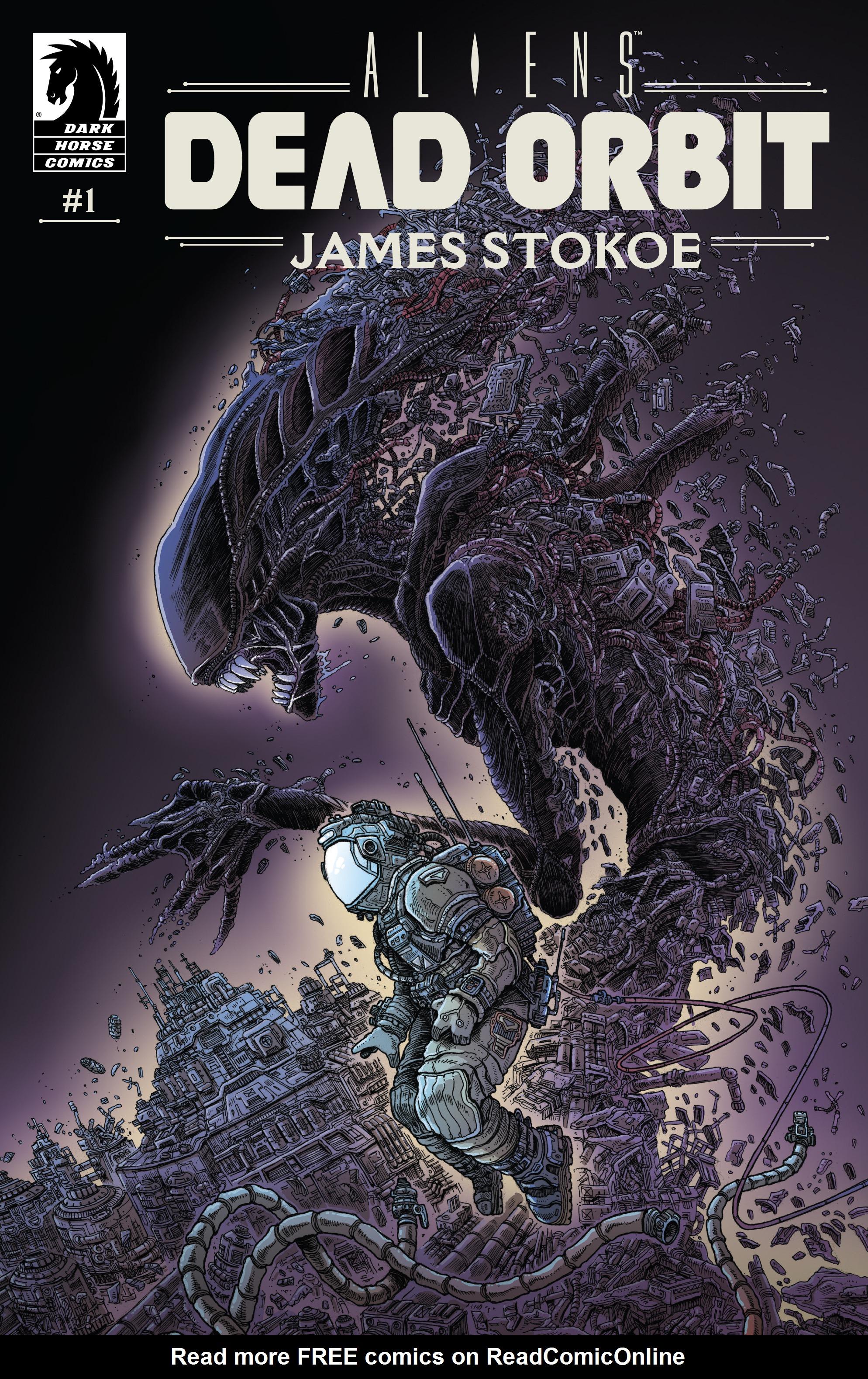 Aliens: Dead Orbit 1 Page 1