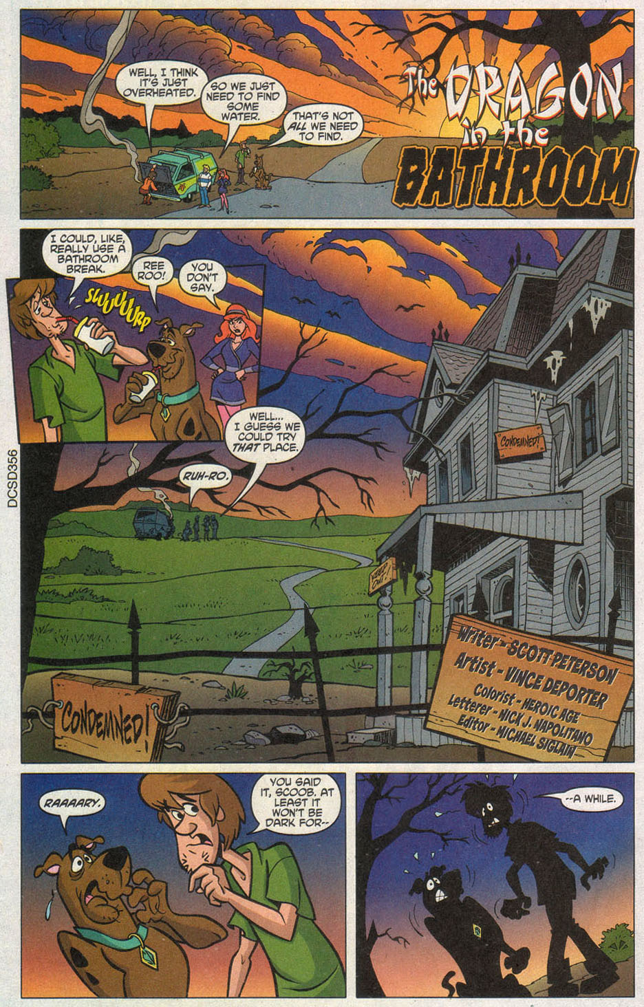 Read online Scooby-Doo (1997) comic -  Issue #106 - 21