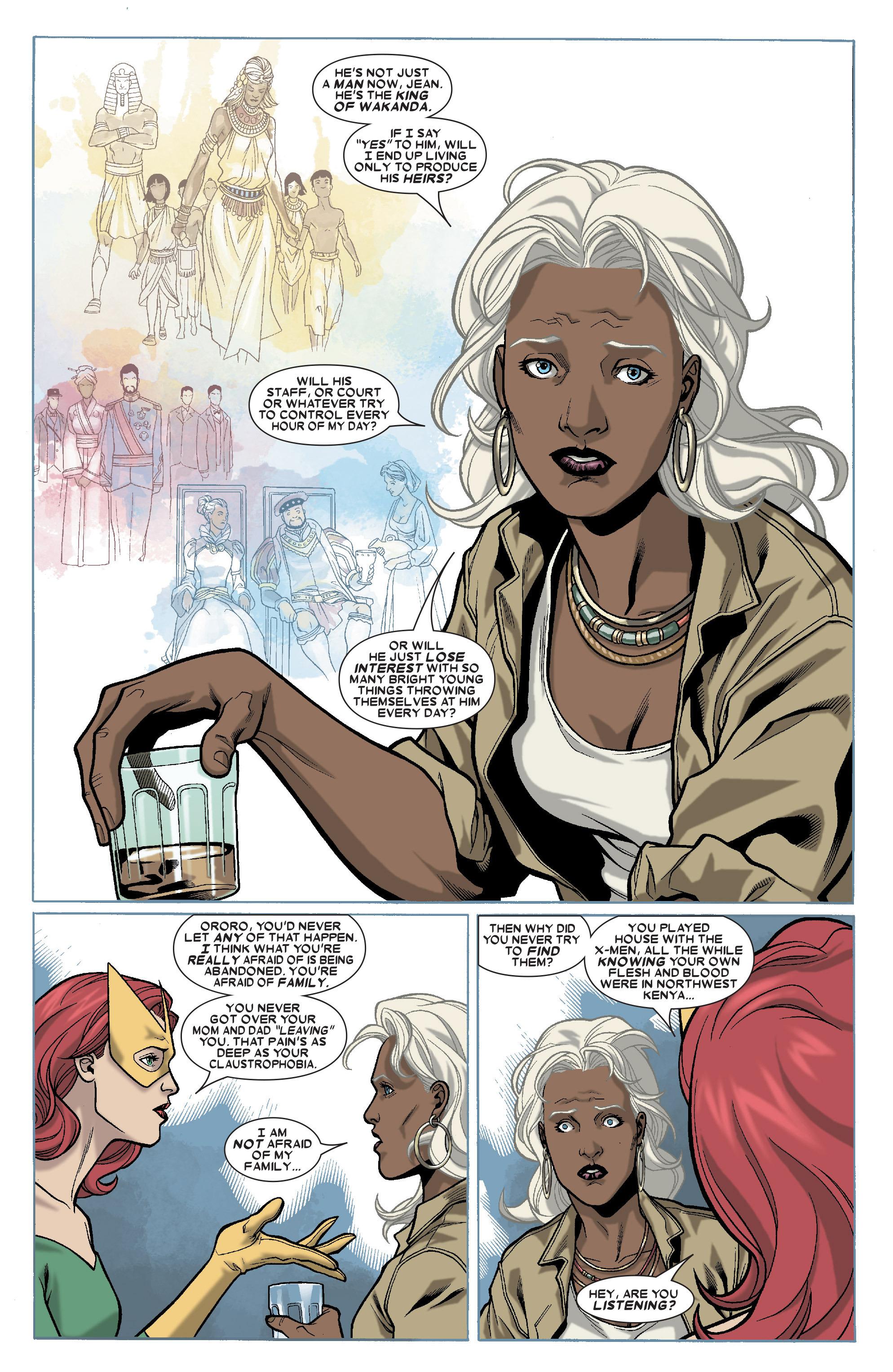 Read online Uncanny X-Men (1963) comic -  Issue # _Annual 1 (2006) - 24