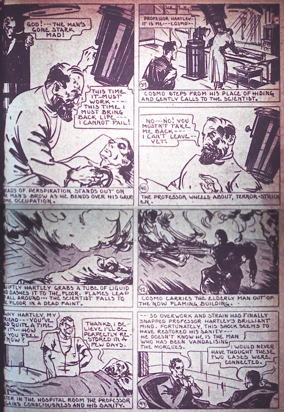 Read online Detective Comics (1937) comic -  Issue #8 - 21