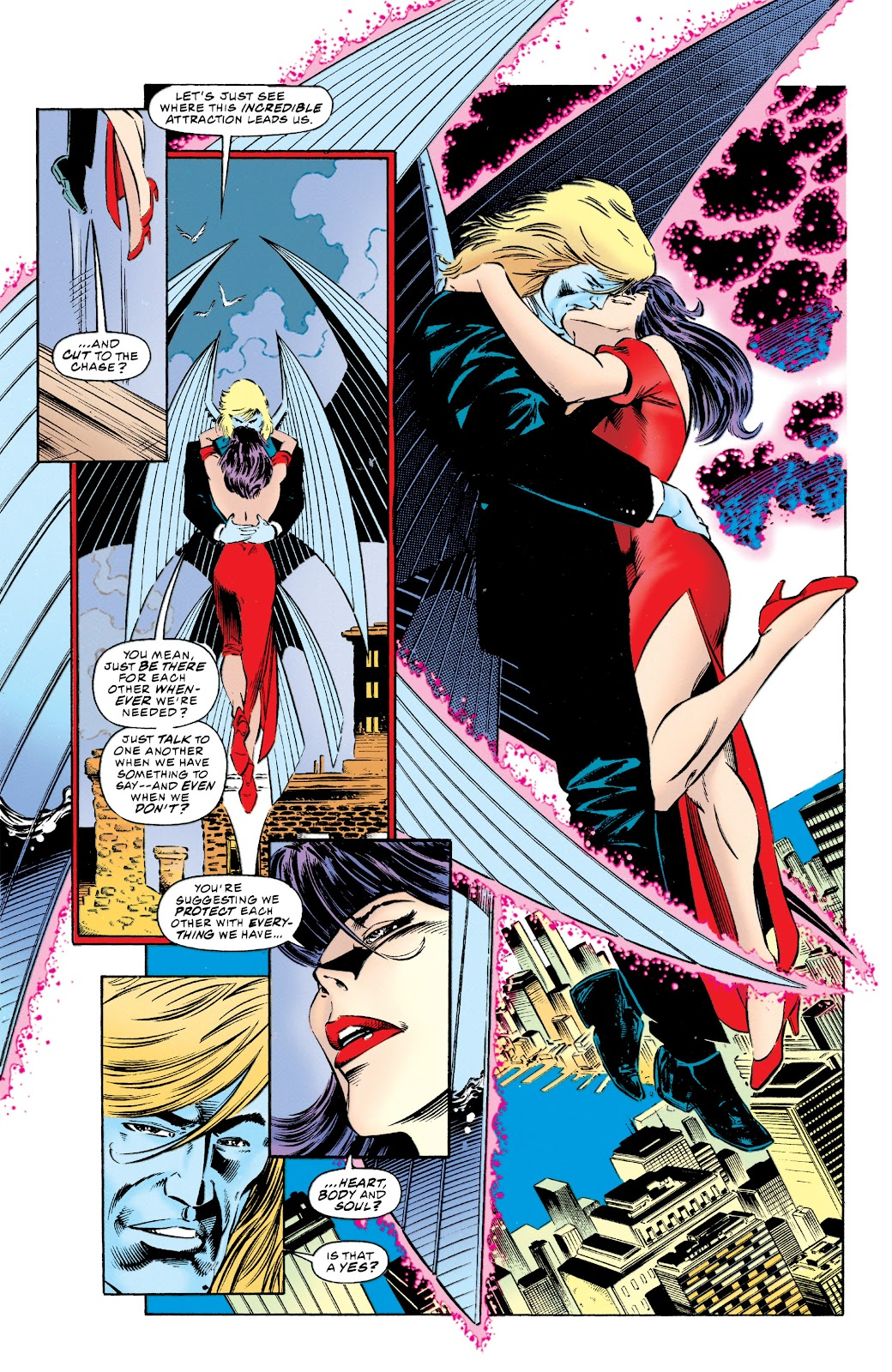 Uncanny X-Men (1963) issue 319 - Page 18