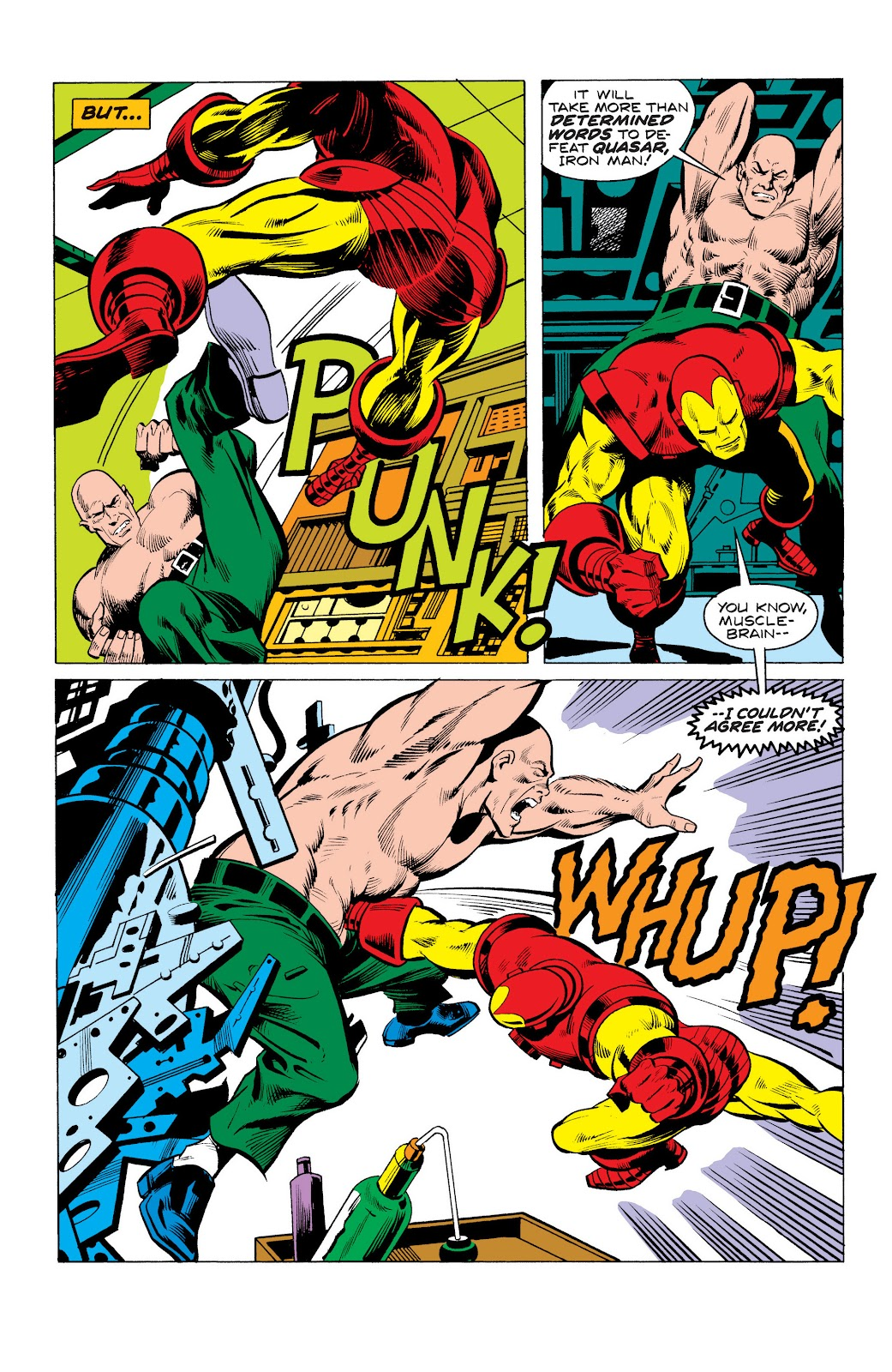 Read online Marvel Masterworks: The Invincible Iron Man comic -  Issue # TPB 10 (Part 3) - 9