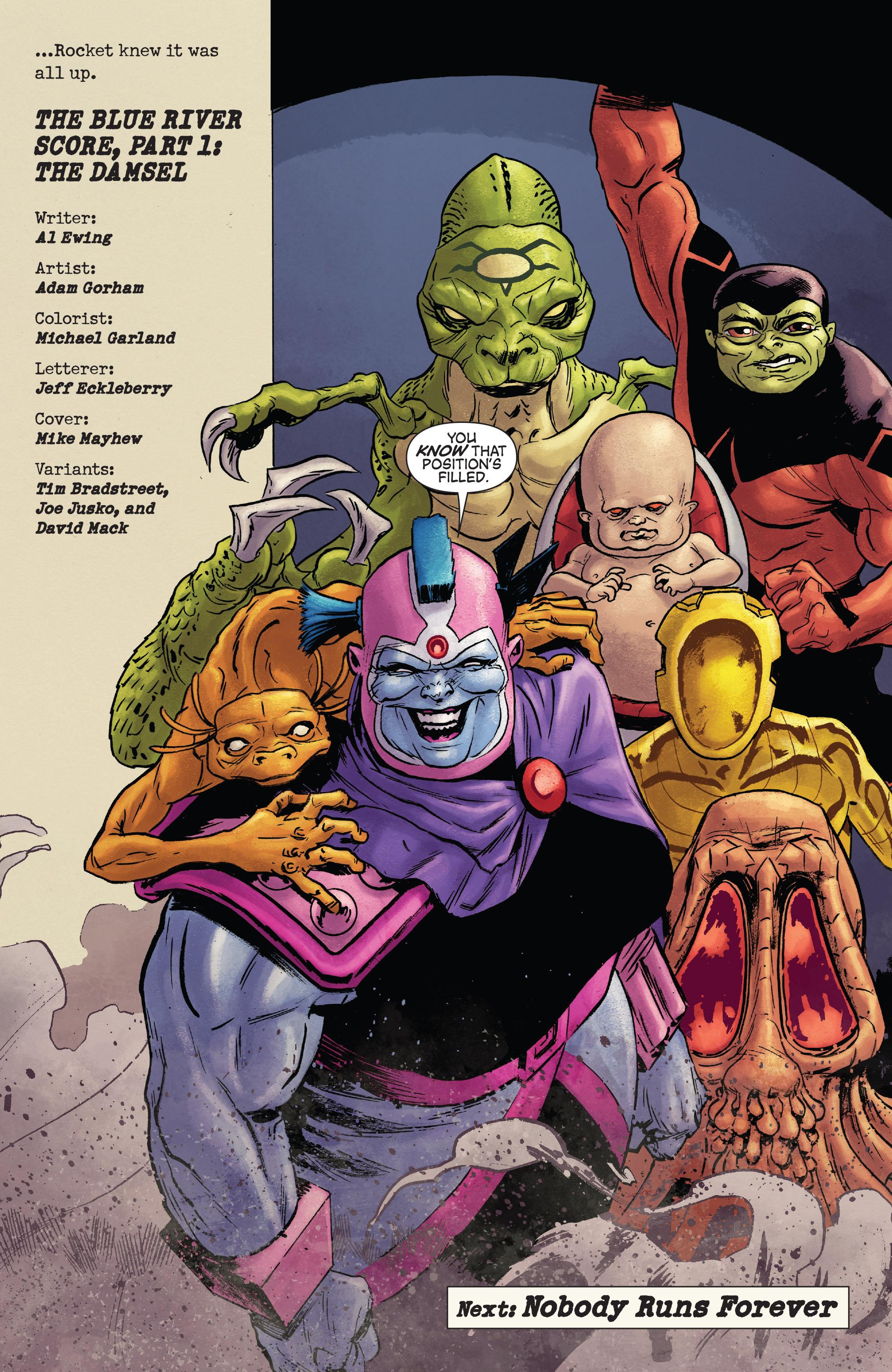 Read online Rocket comic -  Issue #1 - 22