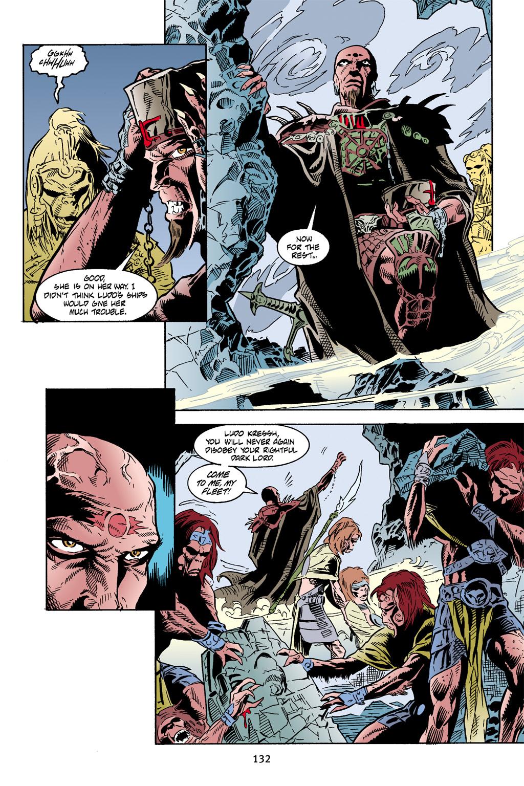Read online Star Wars Omnibus comic -  Issue # Vol. 4 - 127
