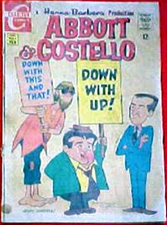 Abbott & Costello 1 Page 1
