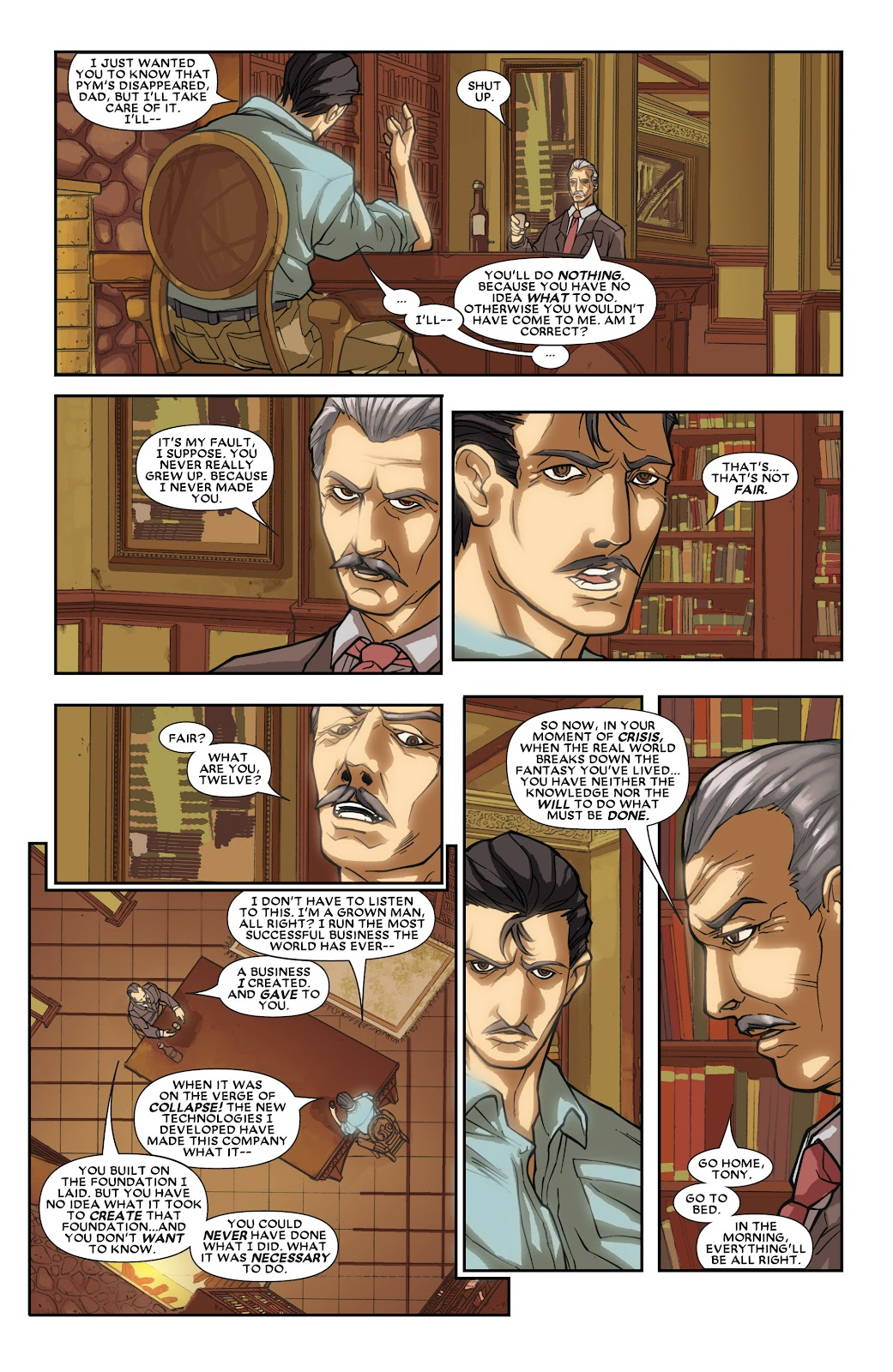 Iron Man: House of M Issue #1 #1 - English 15