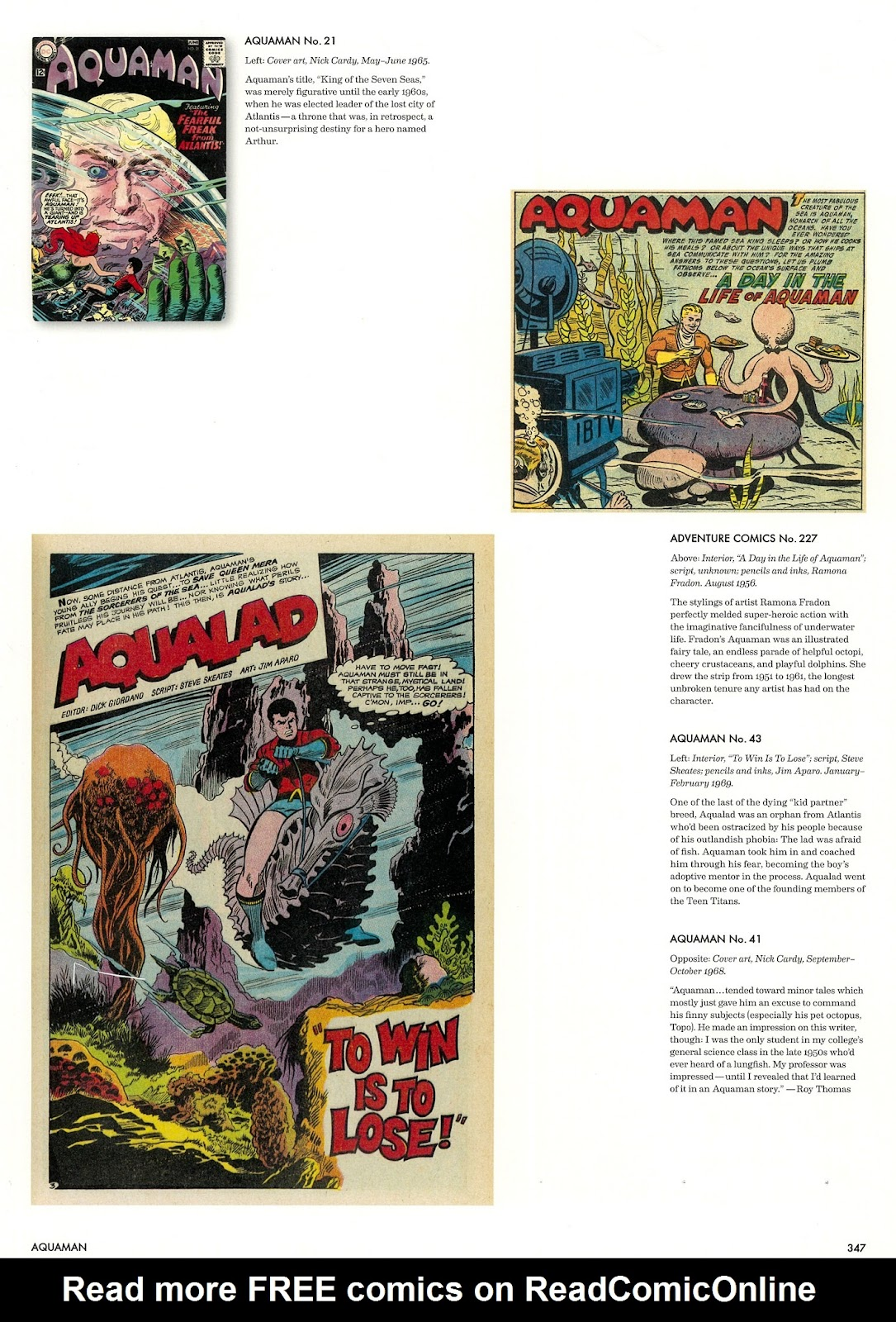 Read online 75 Years Of DC Comics comic -  Issue # TPB (Part 4) - 61
