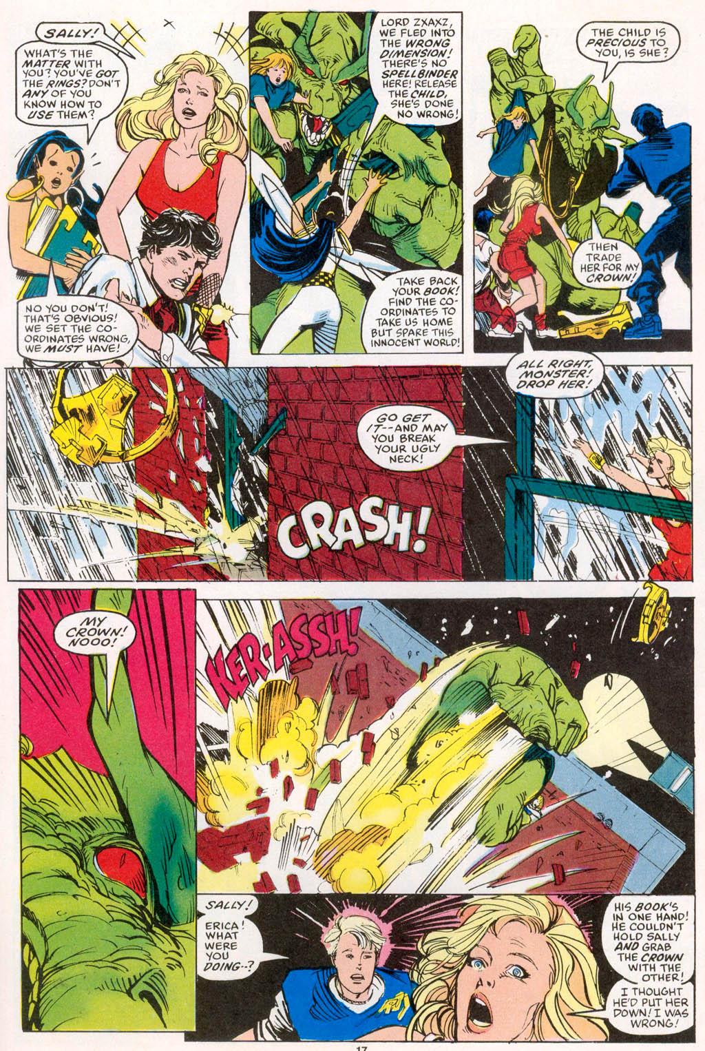 Read online Spellbound comic -  Issue #1 - 18