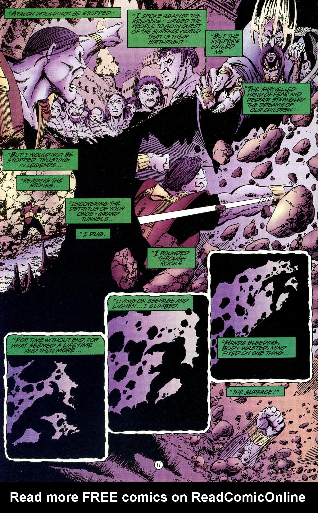 Read online UltraForce (1994) comic -  Issue #4 - 11