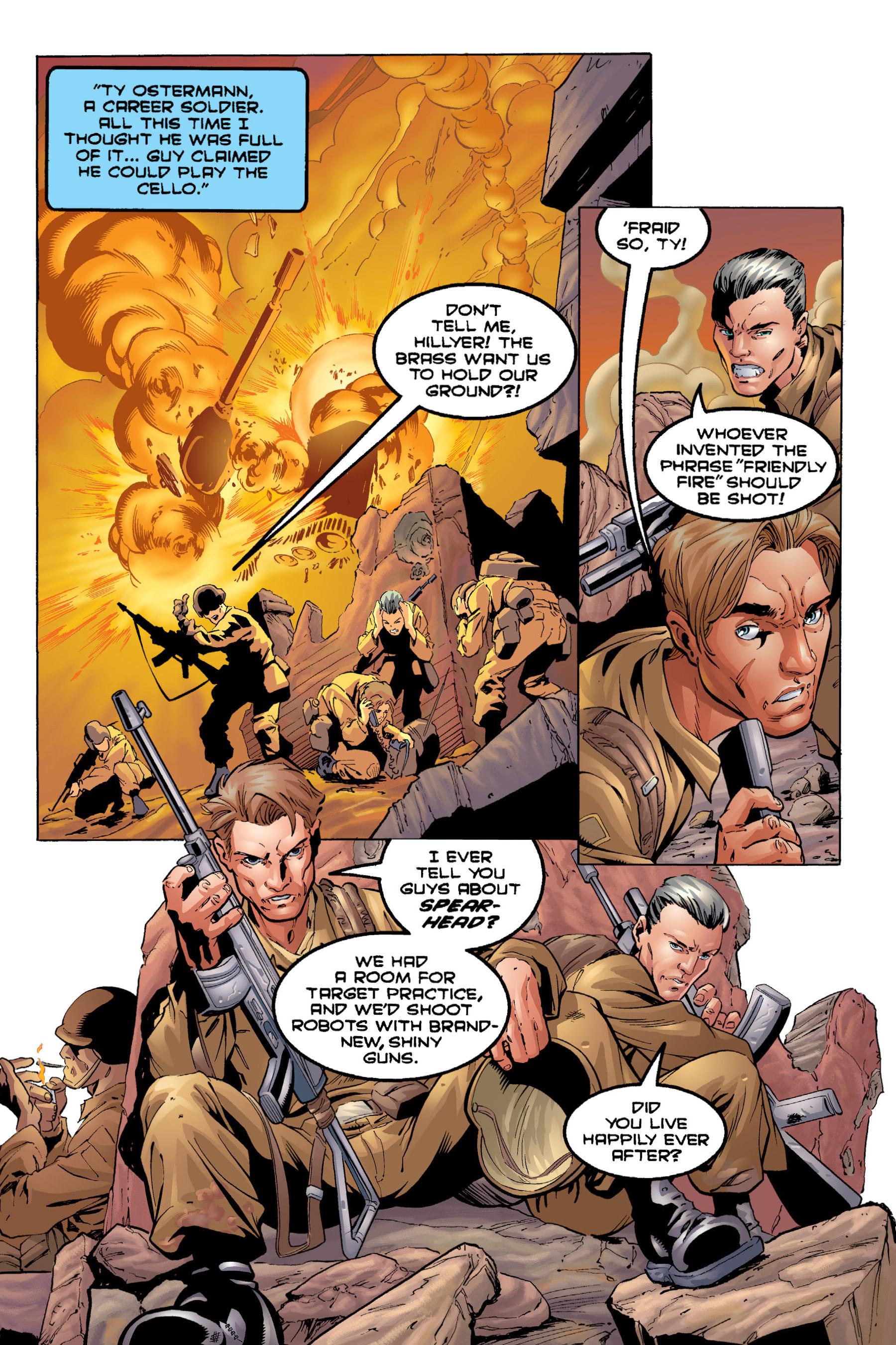 Read online Aliens vs. Predator Omnibus comic -  Issue # _TPB 2 Part 4 - 88
