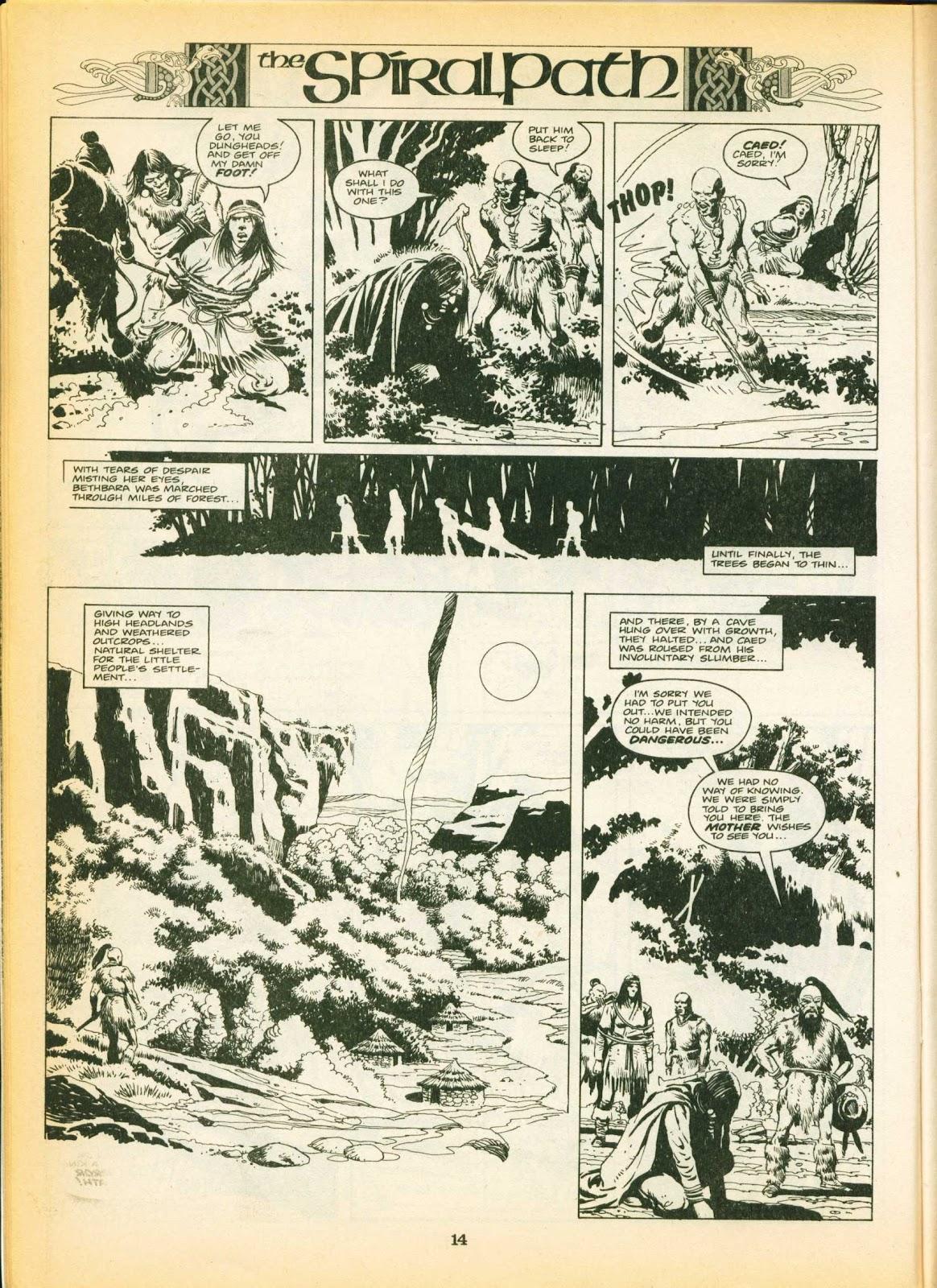 Warrior Issue #7 #8 - English 14