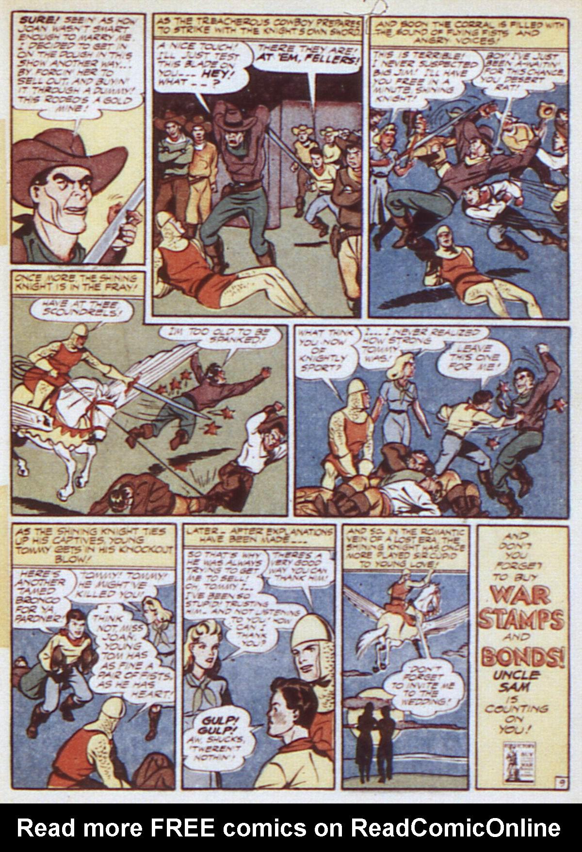 Read online Adventure Comics (1938) comic -  Issue #84 - 35