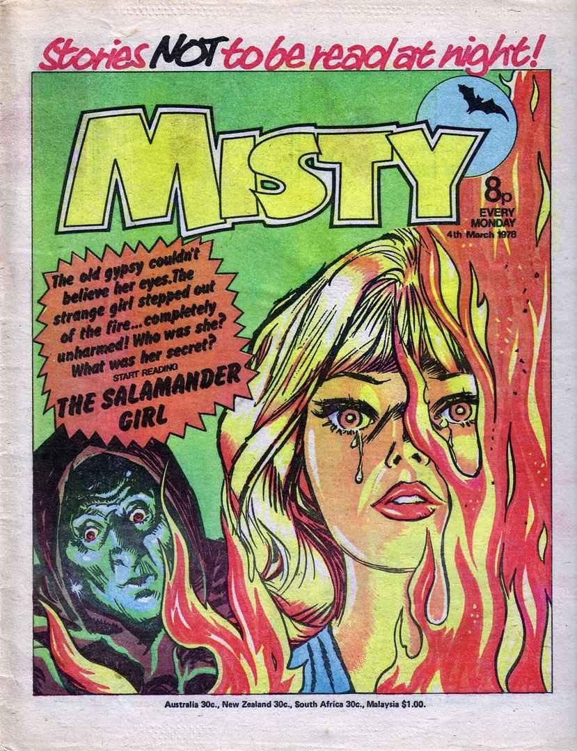 Misty (1978) 5 Page 1