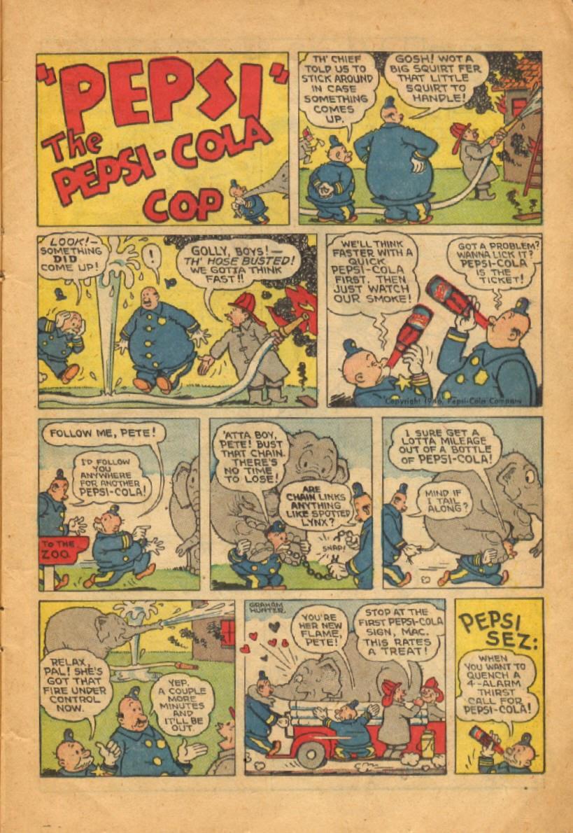 Read online Super-Magician Comics comic -  Issue #52 - 18