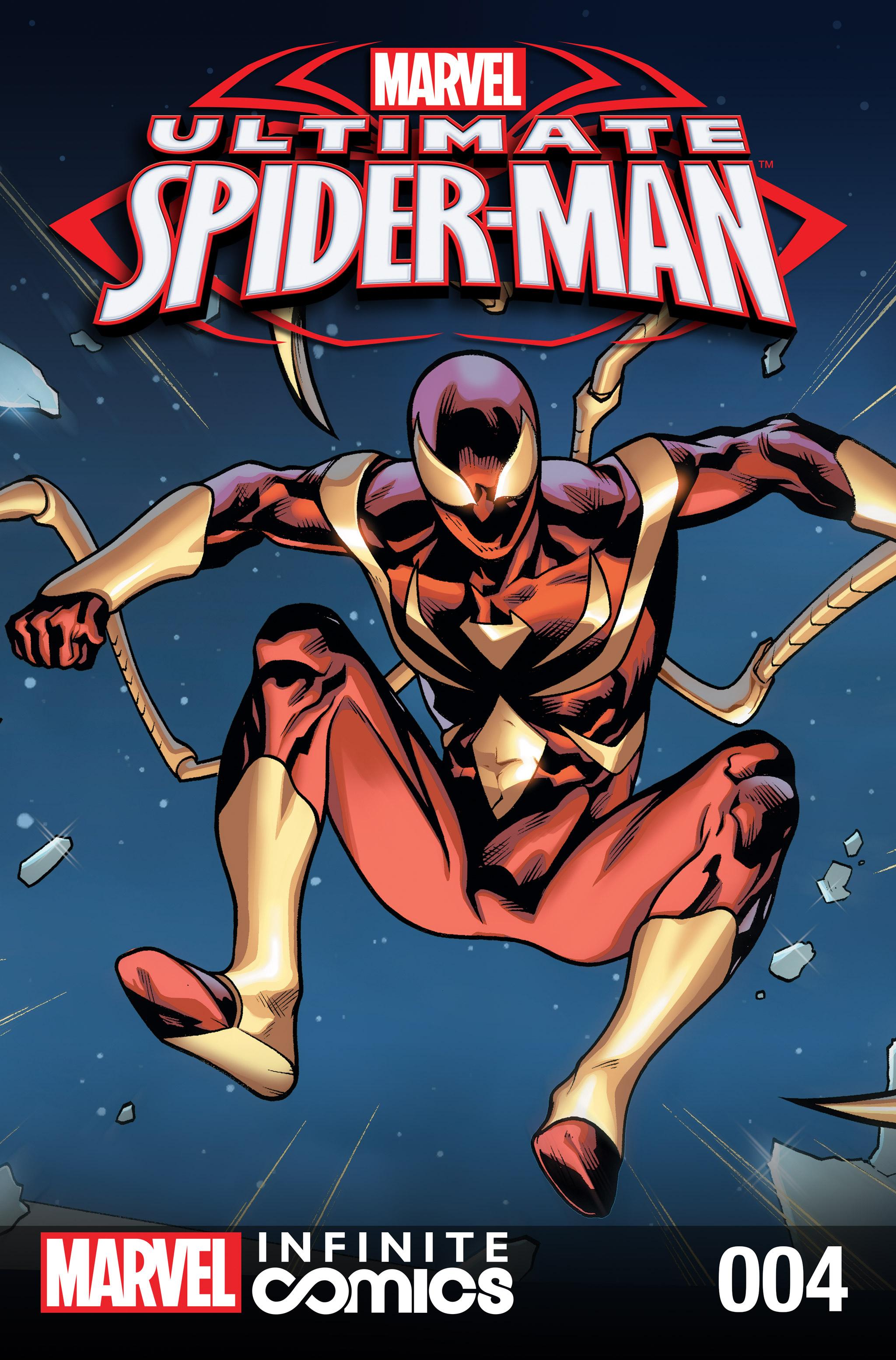 Read online Ultimate Spider-Man (Infinite Comics) (2016) comic -  Issue #4 - 1