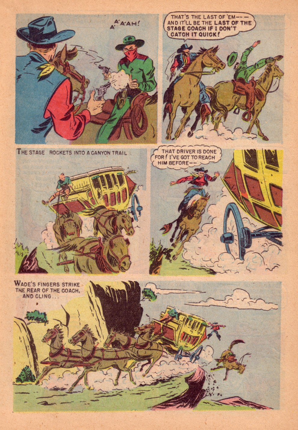 Four Color Comics issue 301 - Page 25