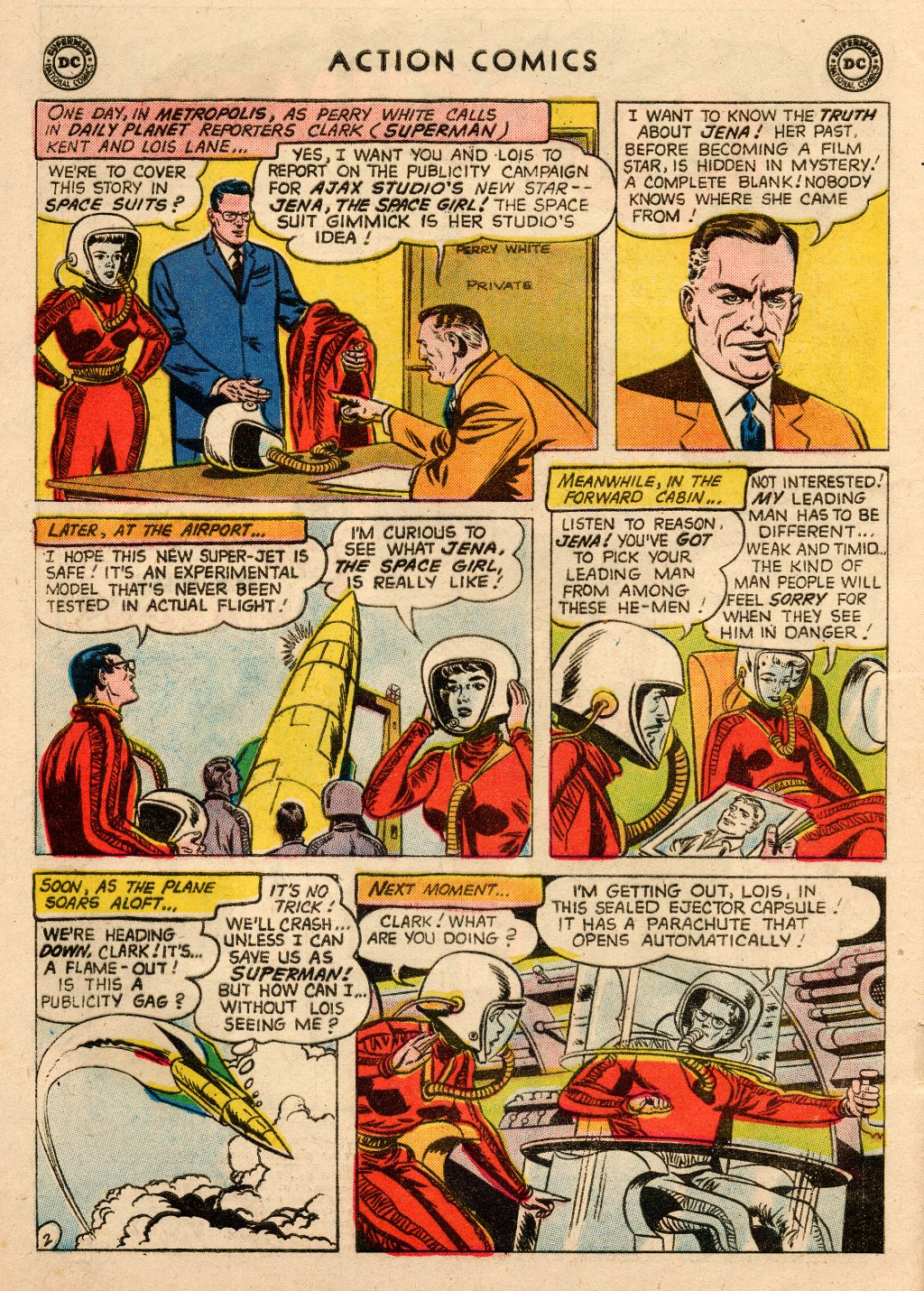 Read online Action Comics (1938) comic -  Issue #266 - 4