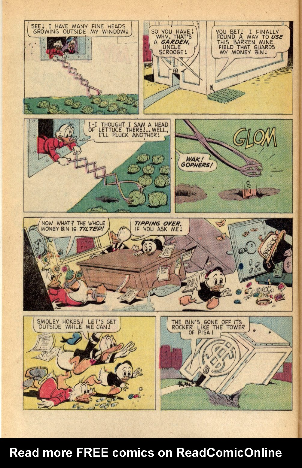 Read online Uncle Scrooge (1953) comic -  Issue #95 - 4