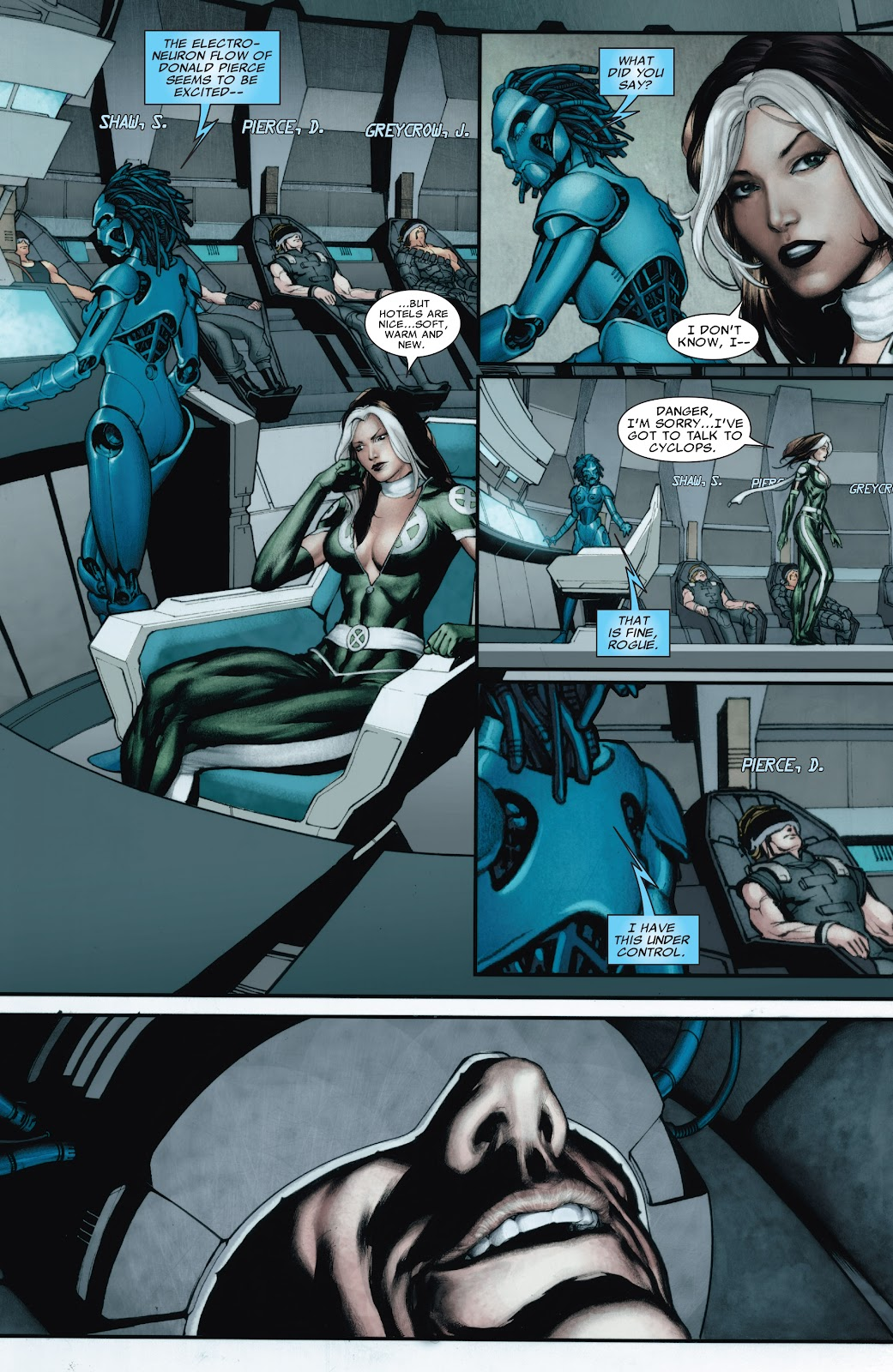 Read online X-Men: Second Coming comic -  Issue # _TPB (Part 1) - 85